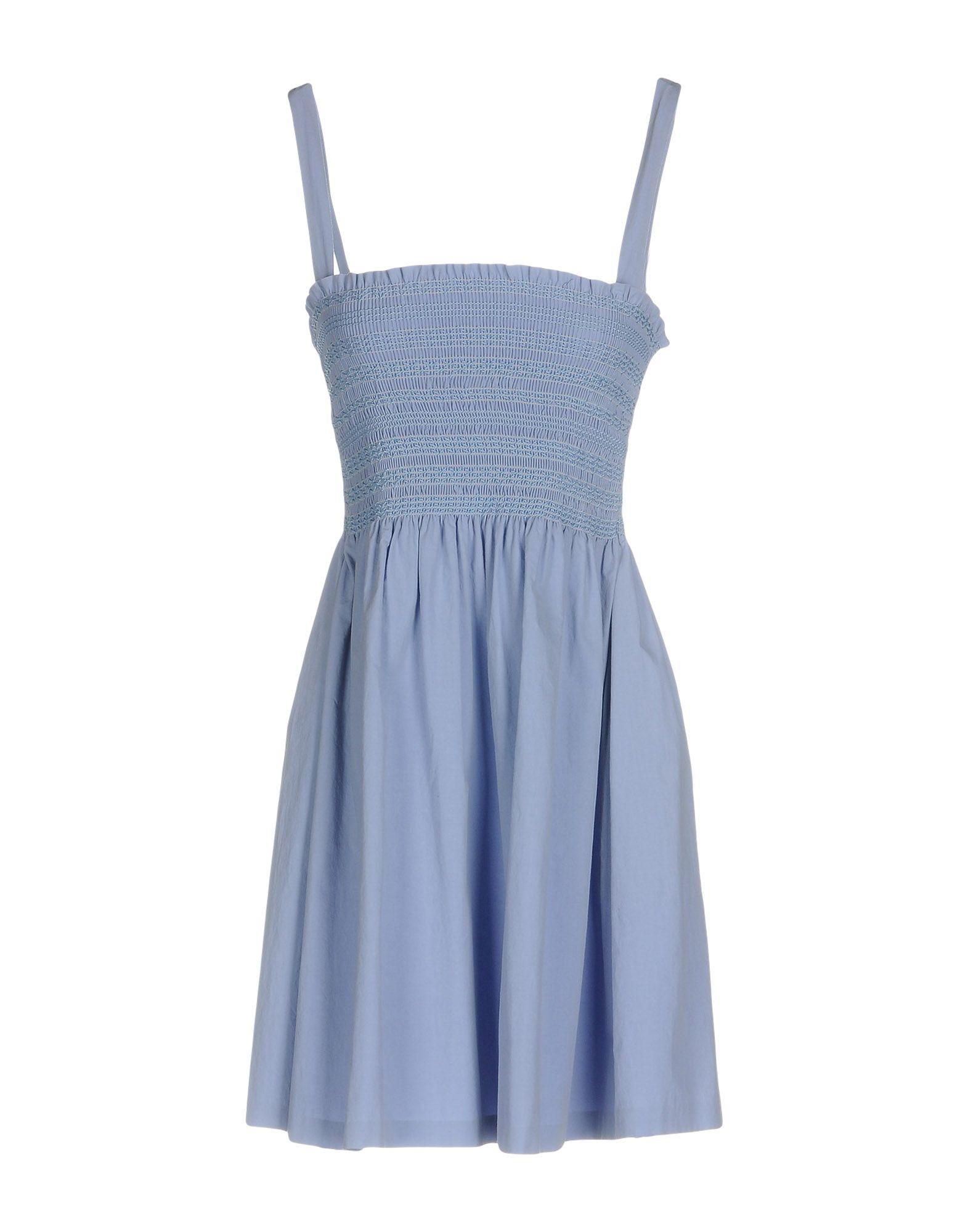 MAURO GRIFONI Короткое платье lisa corti короткое платье