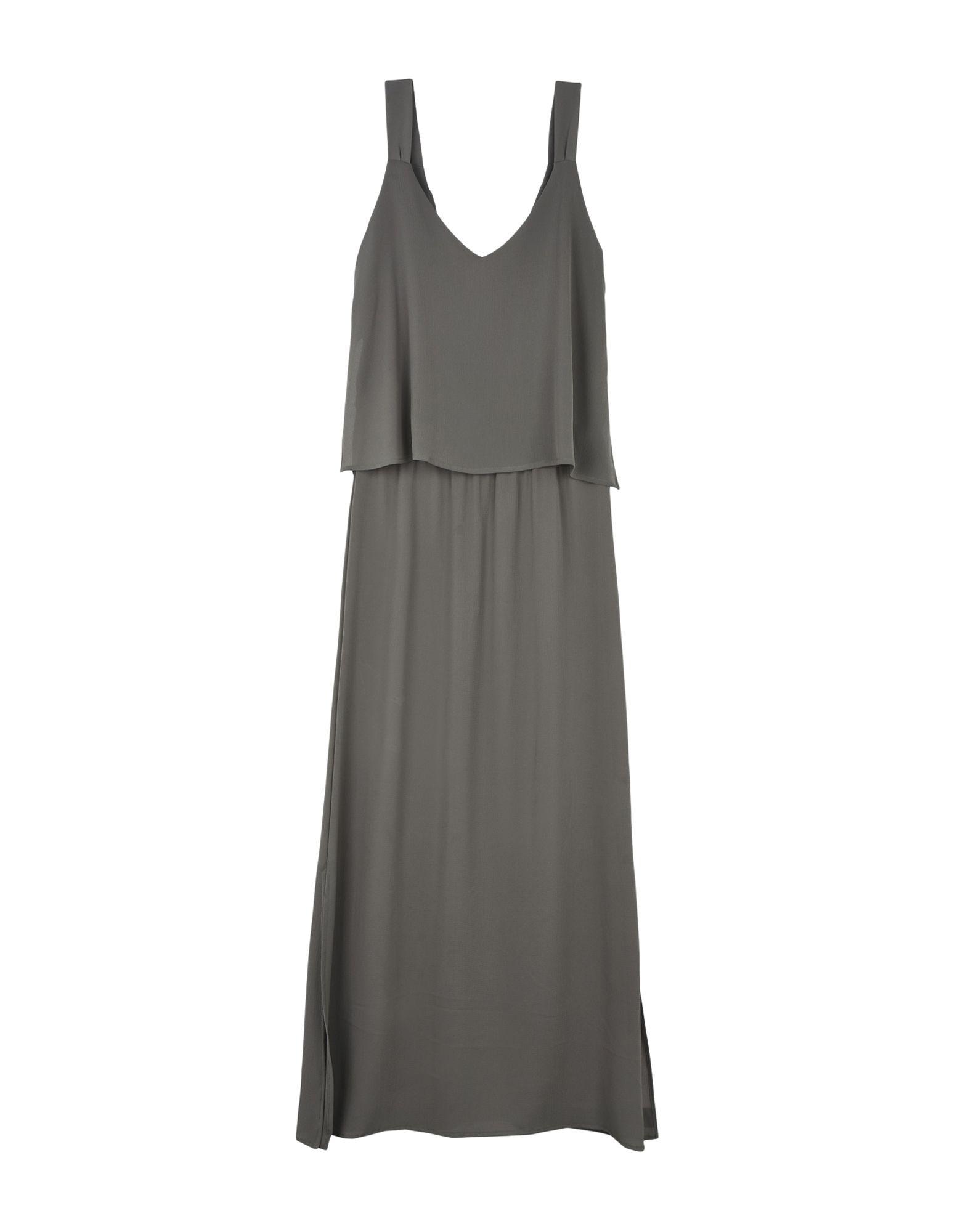 цена VERYSIMPLE Длинное платье онлайн в 2017 году