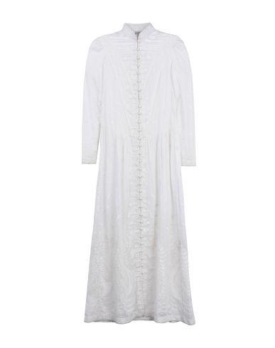 TALITHA レディース ロングワンピース&ドレス ホワイト XS コットン 100%