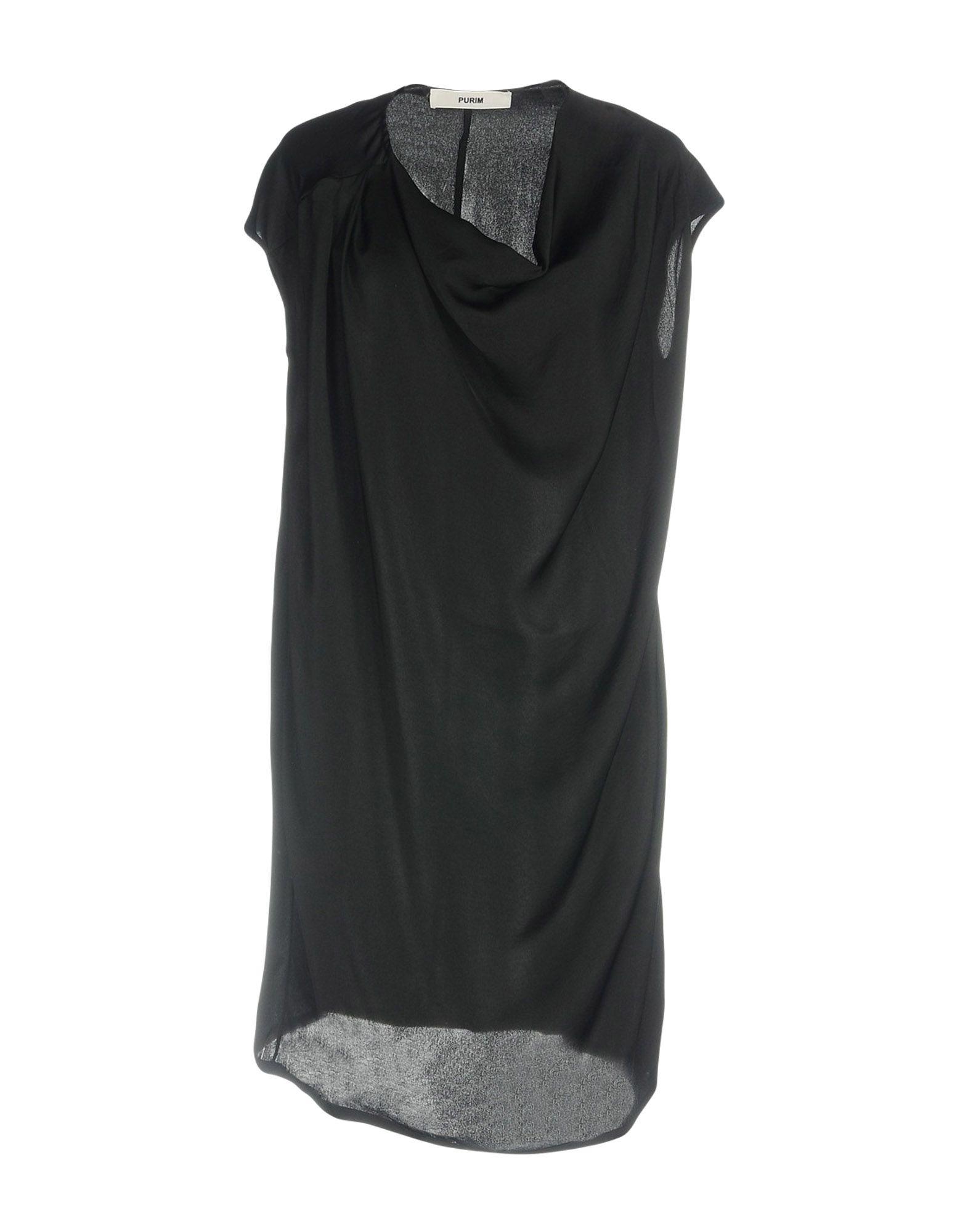цена PURIM Короткое платье онлайн в 2017 году