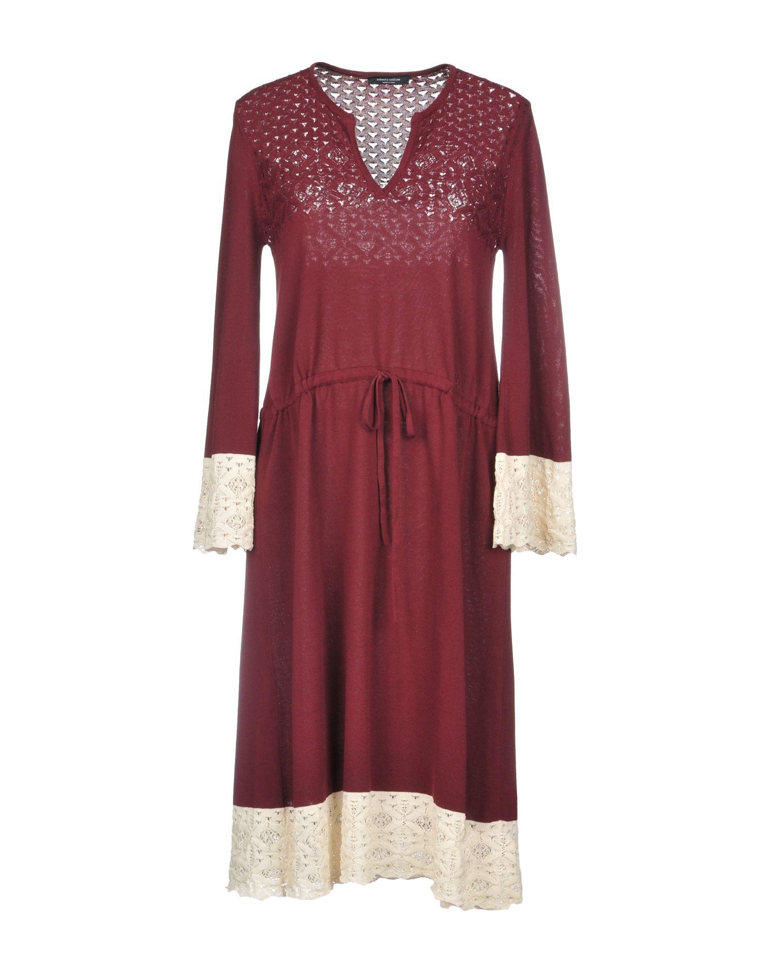 ROBERTO COLLINA Платье до колена roberto collina длинное платье