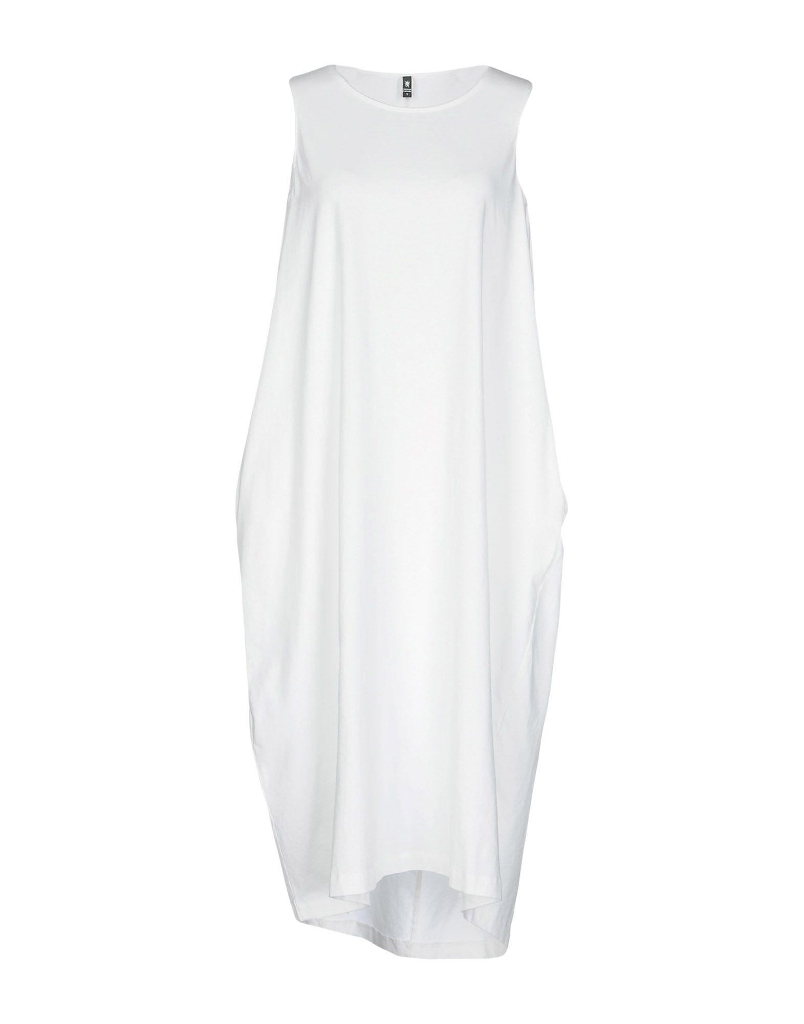 цена EUROPEAN CULTURE Платье до колена онлайн в 2017 году