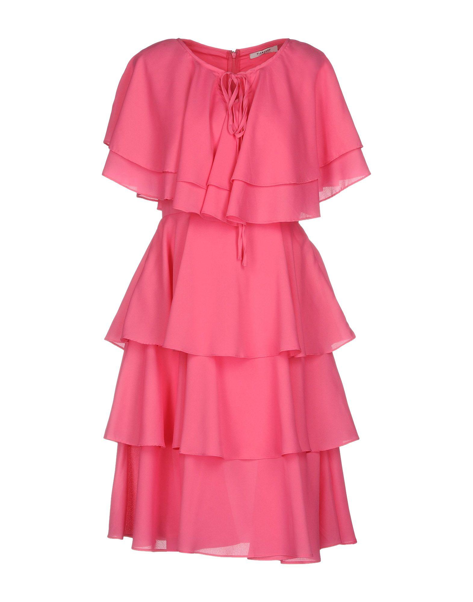 GLAMOROUS Платье до колена платье glamorous glamorous gl008ewwnh63 page 8