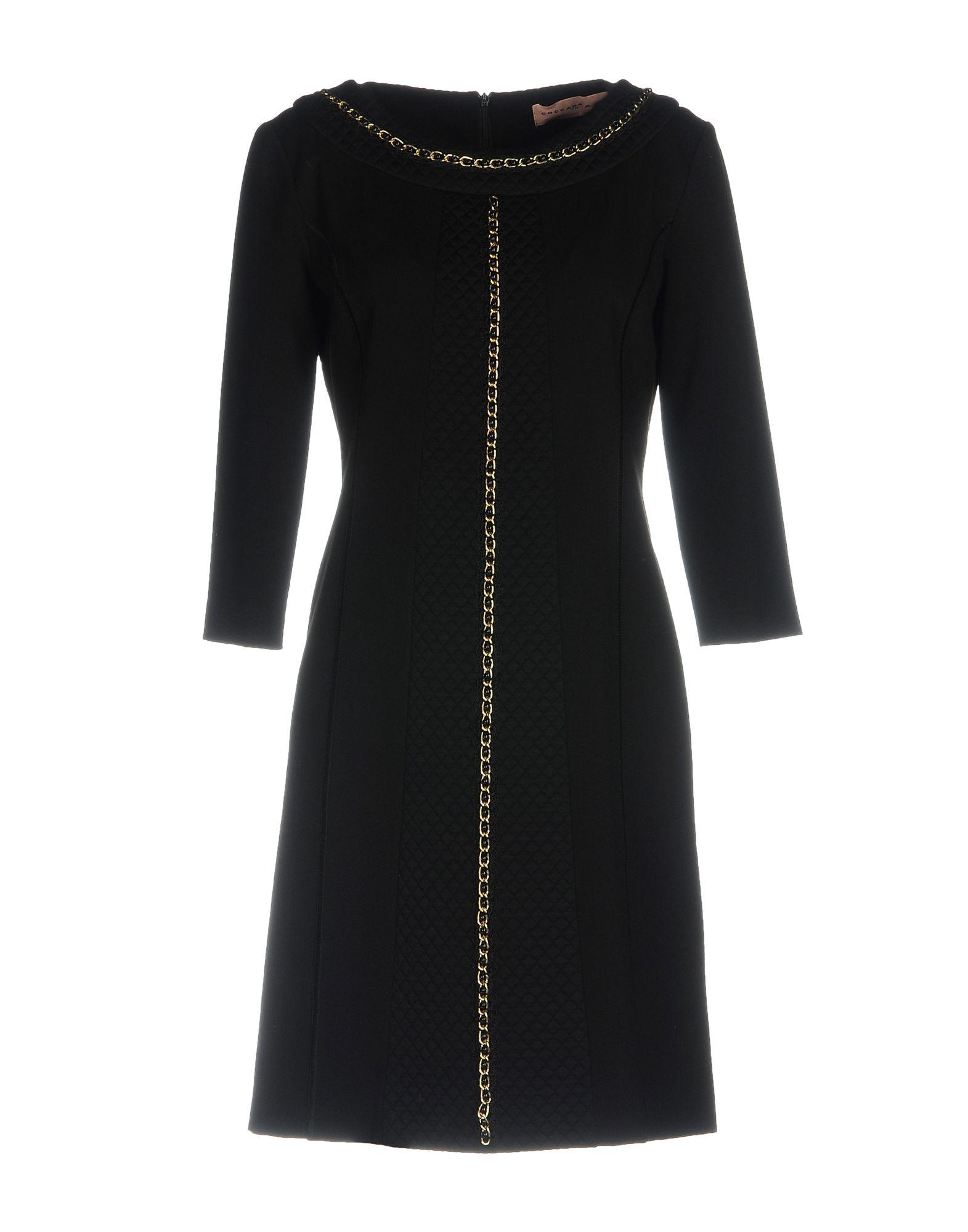 купить COCCAPANI TREND Короткое платье дешево