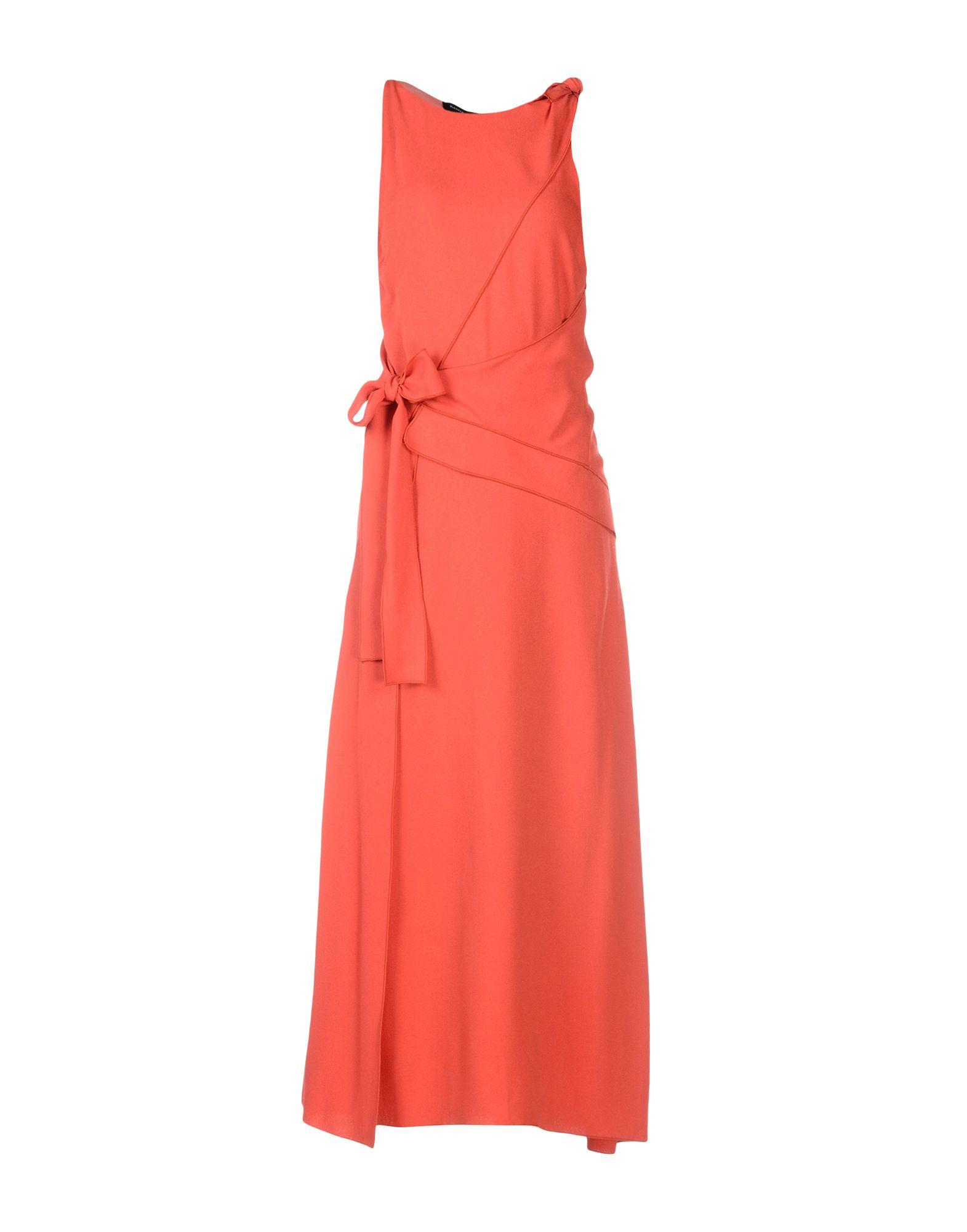 цена PROENZA SCHOULER Платье длиной 3/4 онлайн в 2017 году