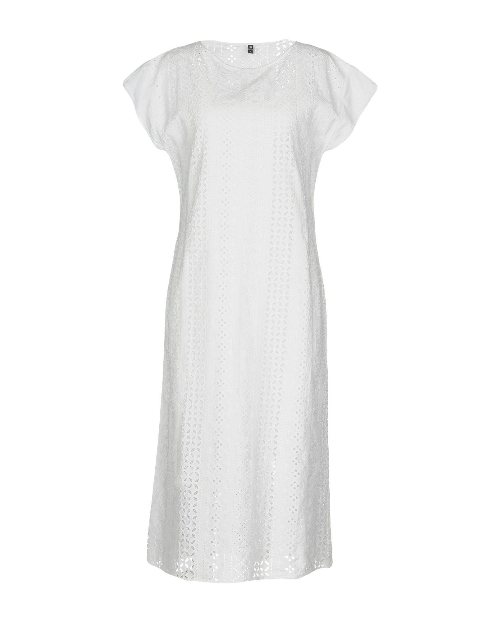 цена EUROPEAN CULTURE Платье длиной 3/4 онлайн в 2017 году