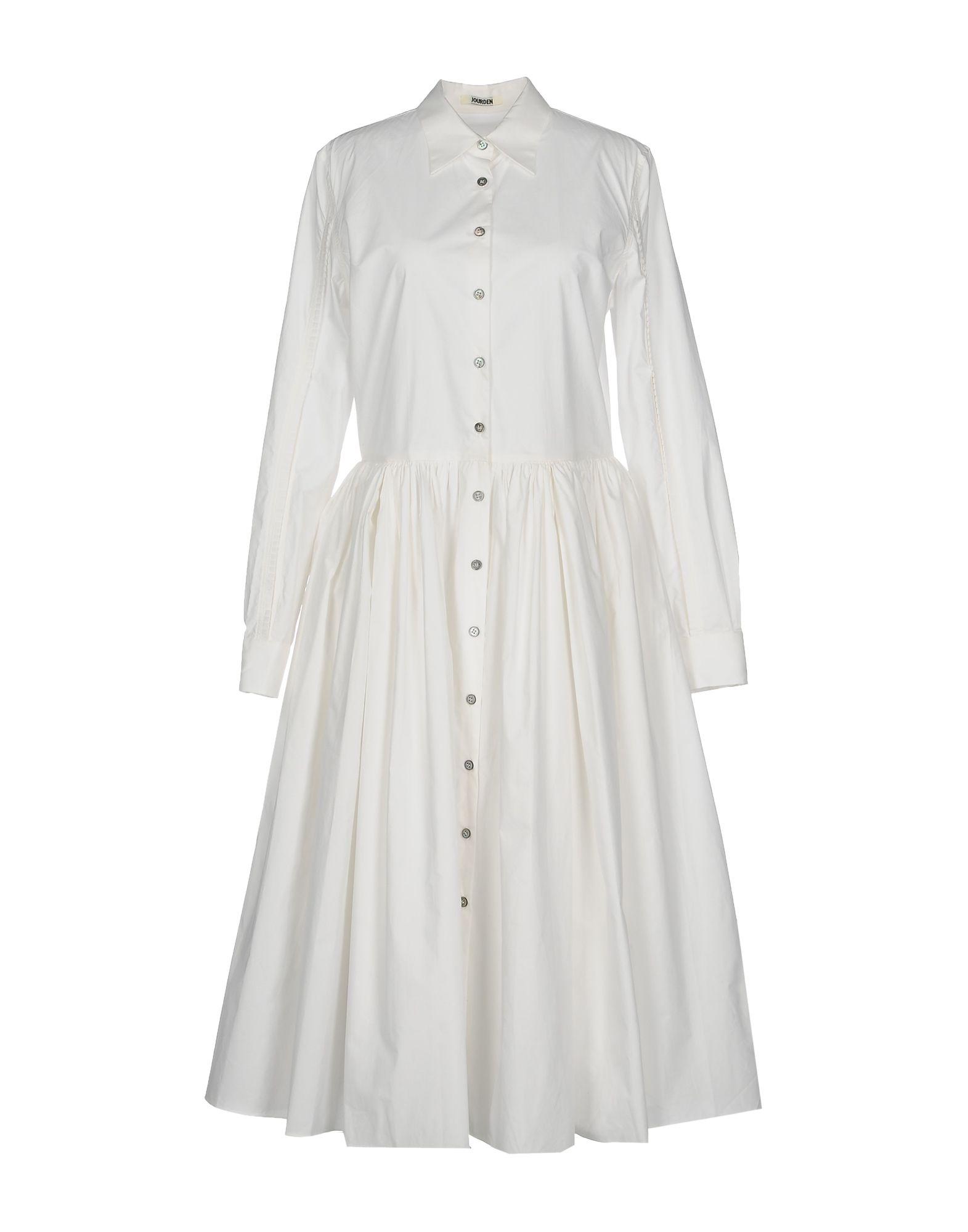 JOURDEN Платье длиной 3/4 lisa corti платье длиной 3 4
