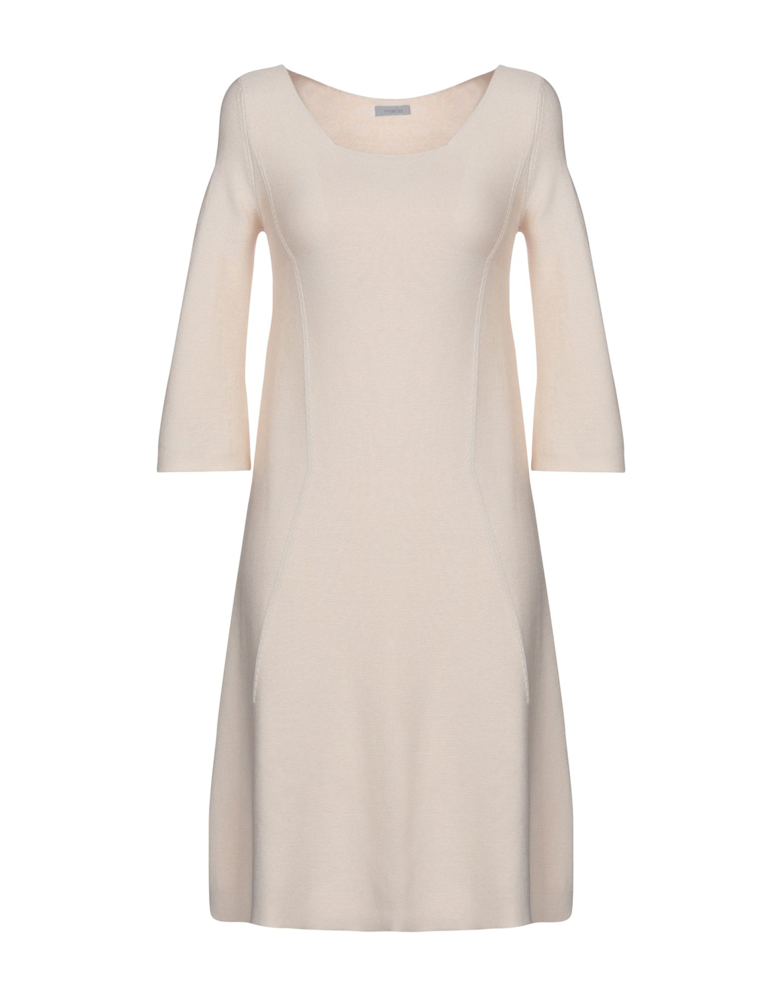 купить MALO Платье до колена онлайн