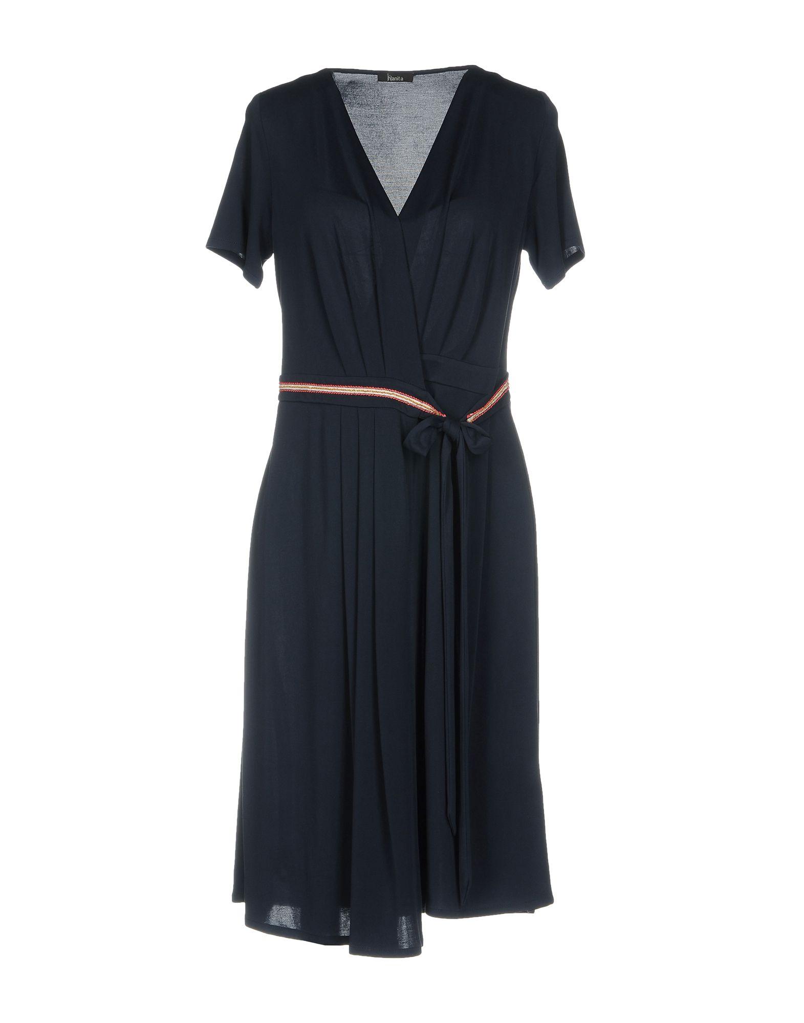 где купить HANITA Платье до колена по лучшей цене