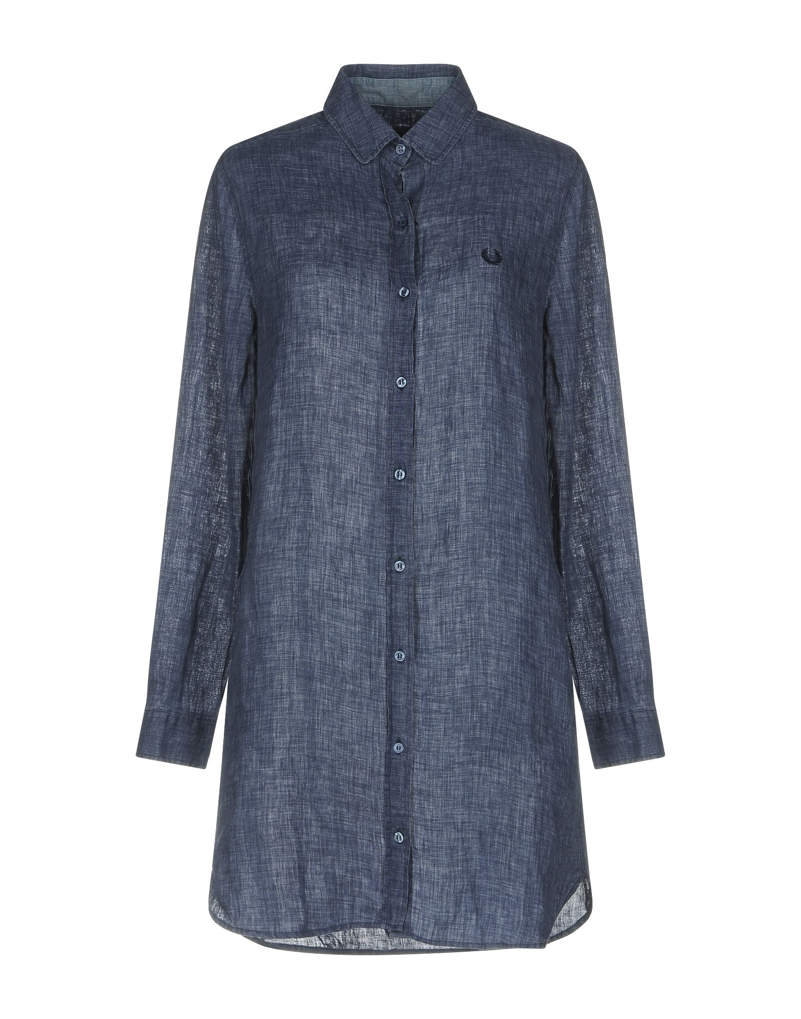 FRED PERRY Короткое платье fred perry рубашка fred perry m7298 458