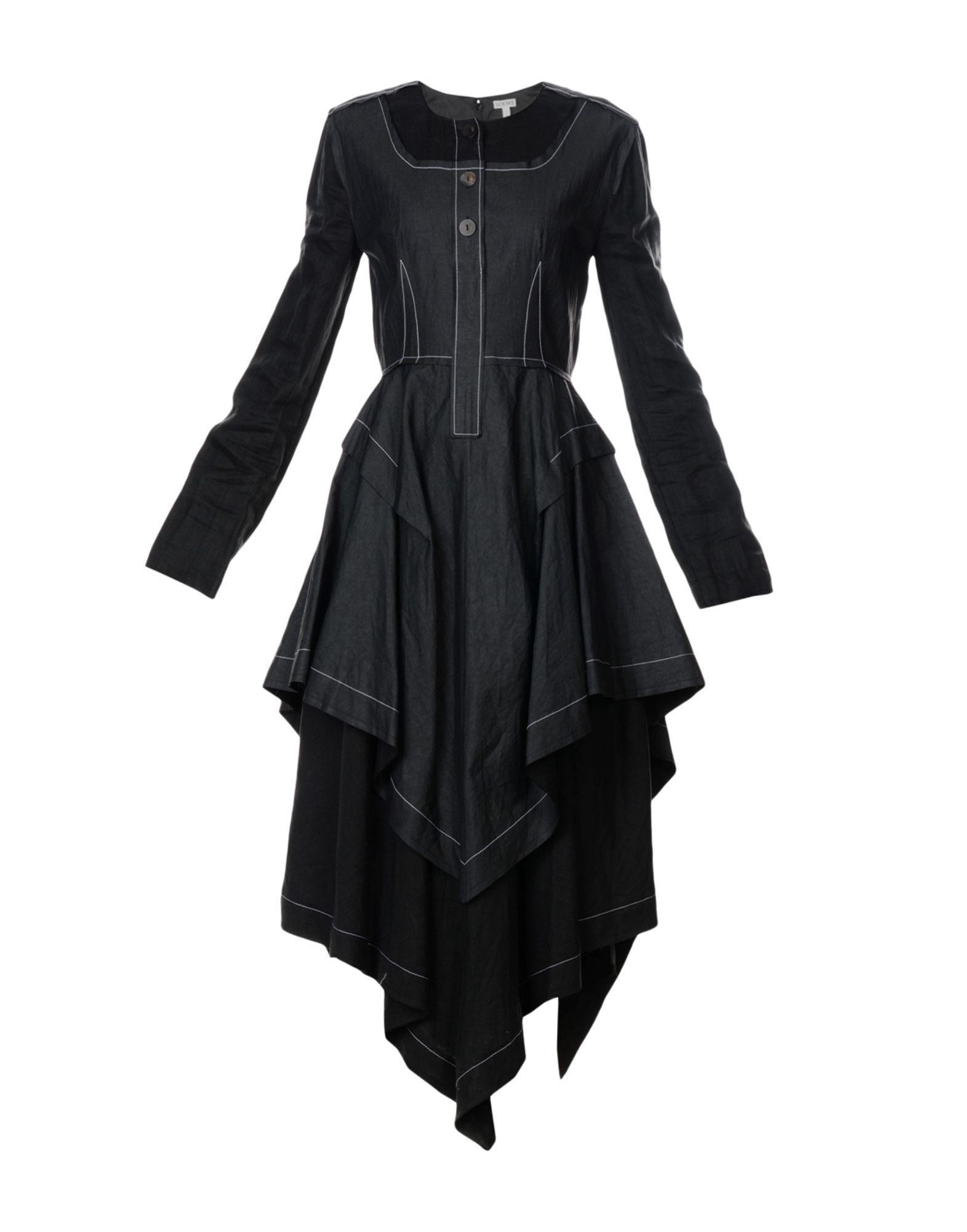 LOEWE Платье длиной 3/4 lisa corti платье длиной 3 4