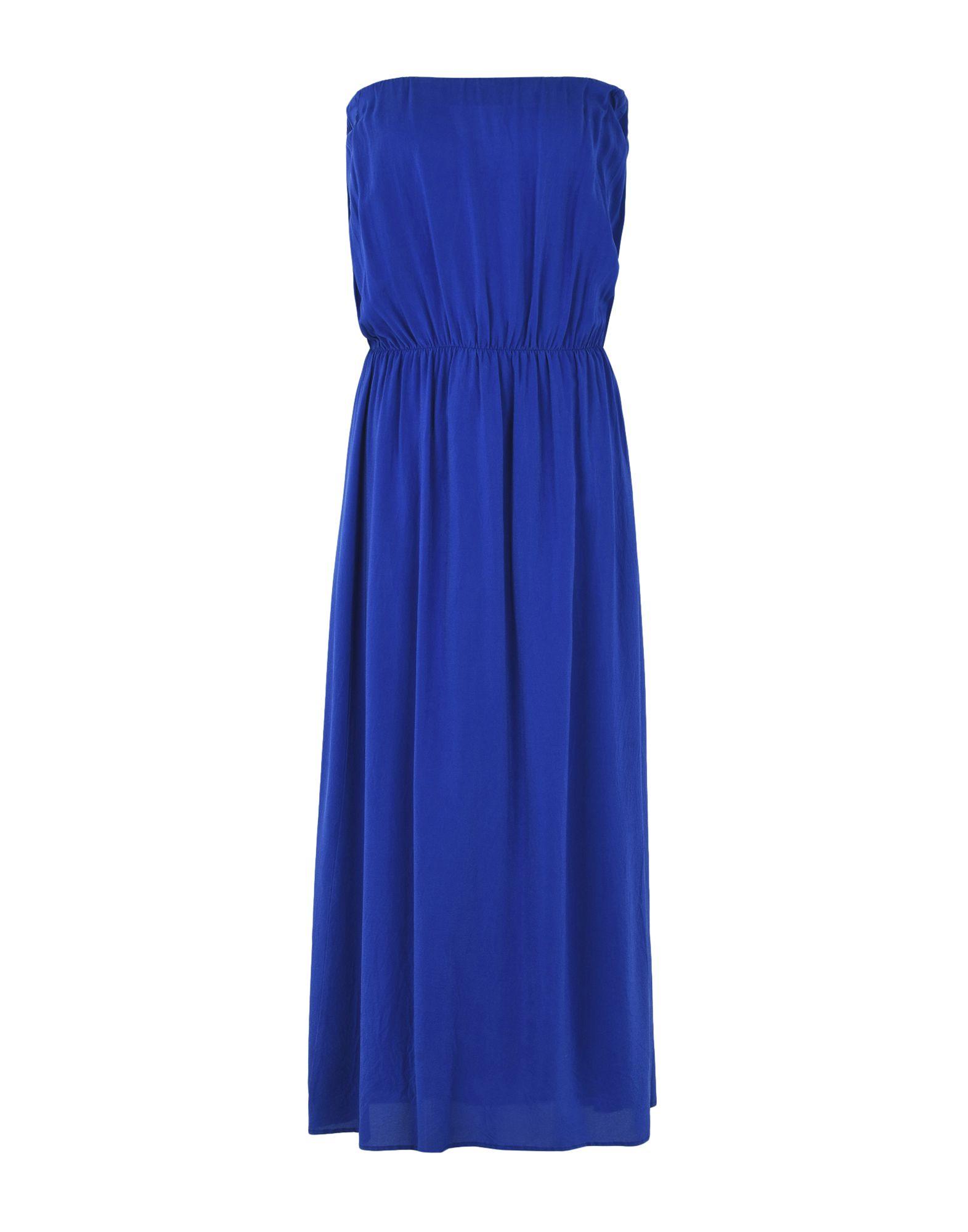 SEMICOUTURE Платье длиной 3/4 lisa corti платье длиной 3 4