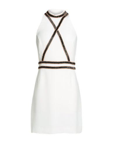 SASS & BIDE レディース ミニワンピース&ドレス ホワイト 44 ポリエステル 100%