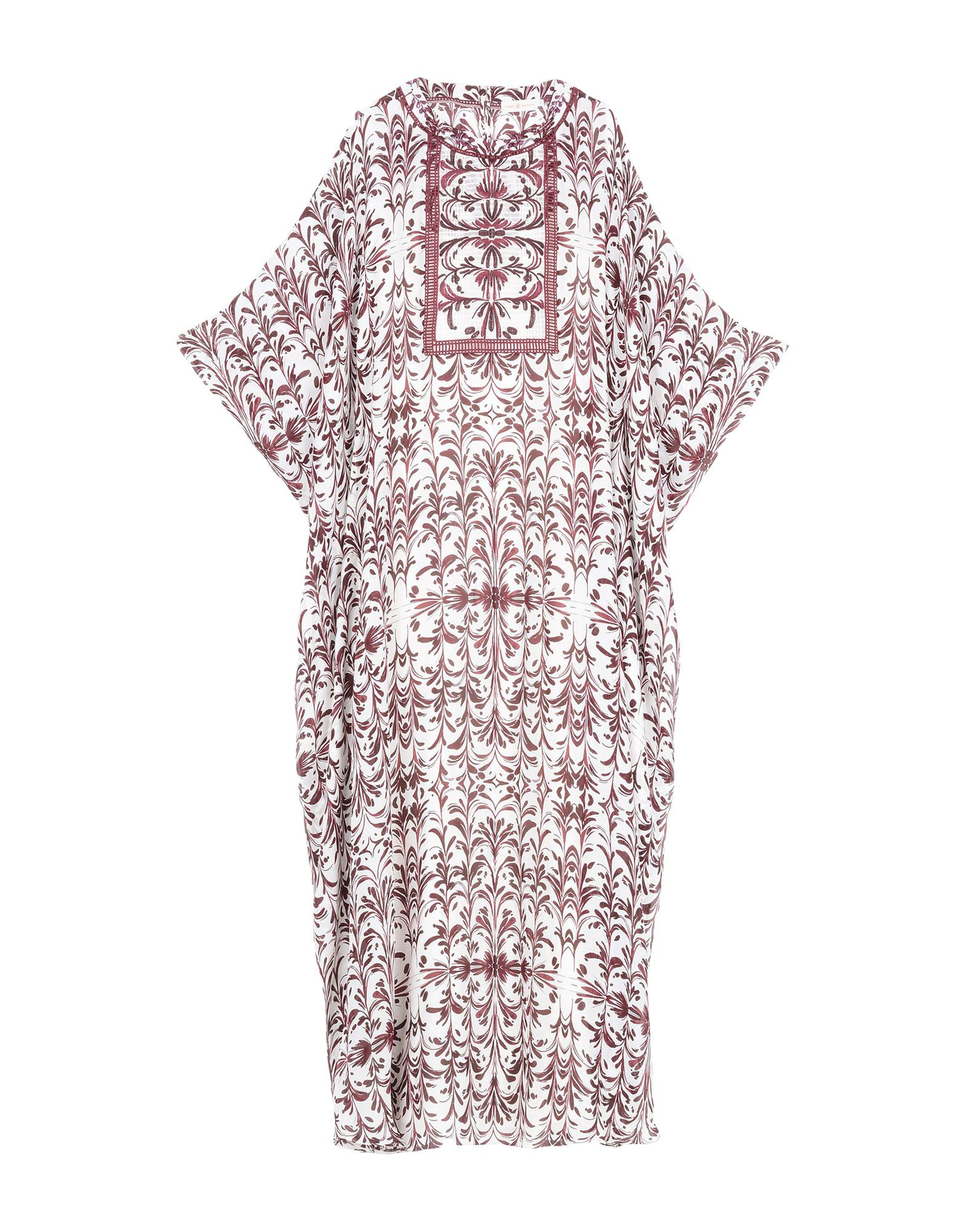 TORY BURCH Длинное платье цена 2017