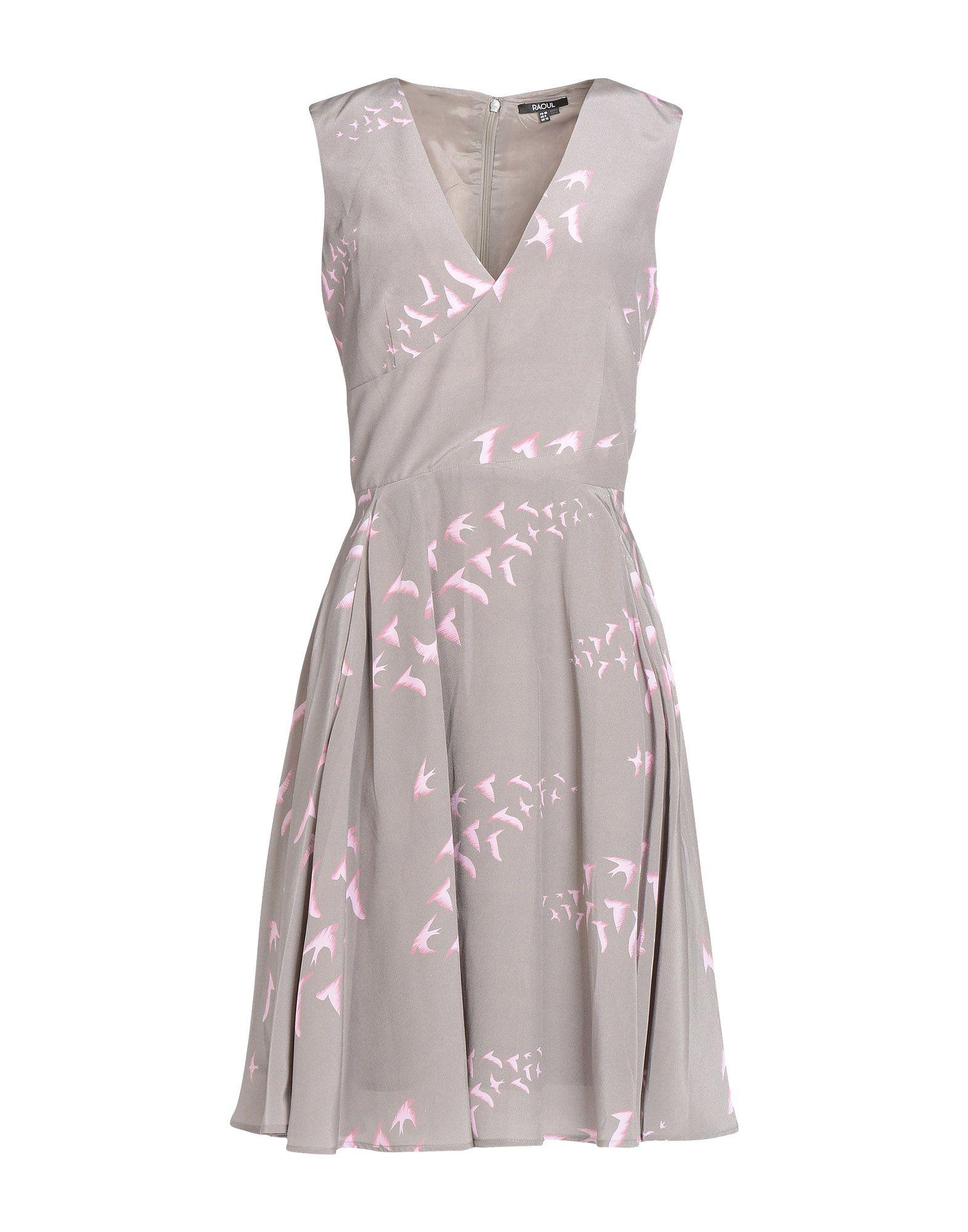 RAOUL Короткое платье платье raoul платье