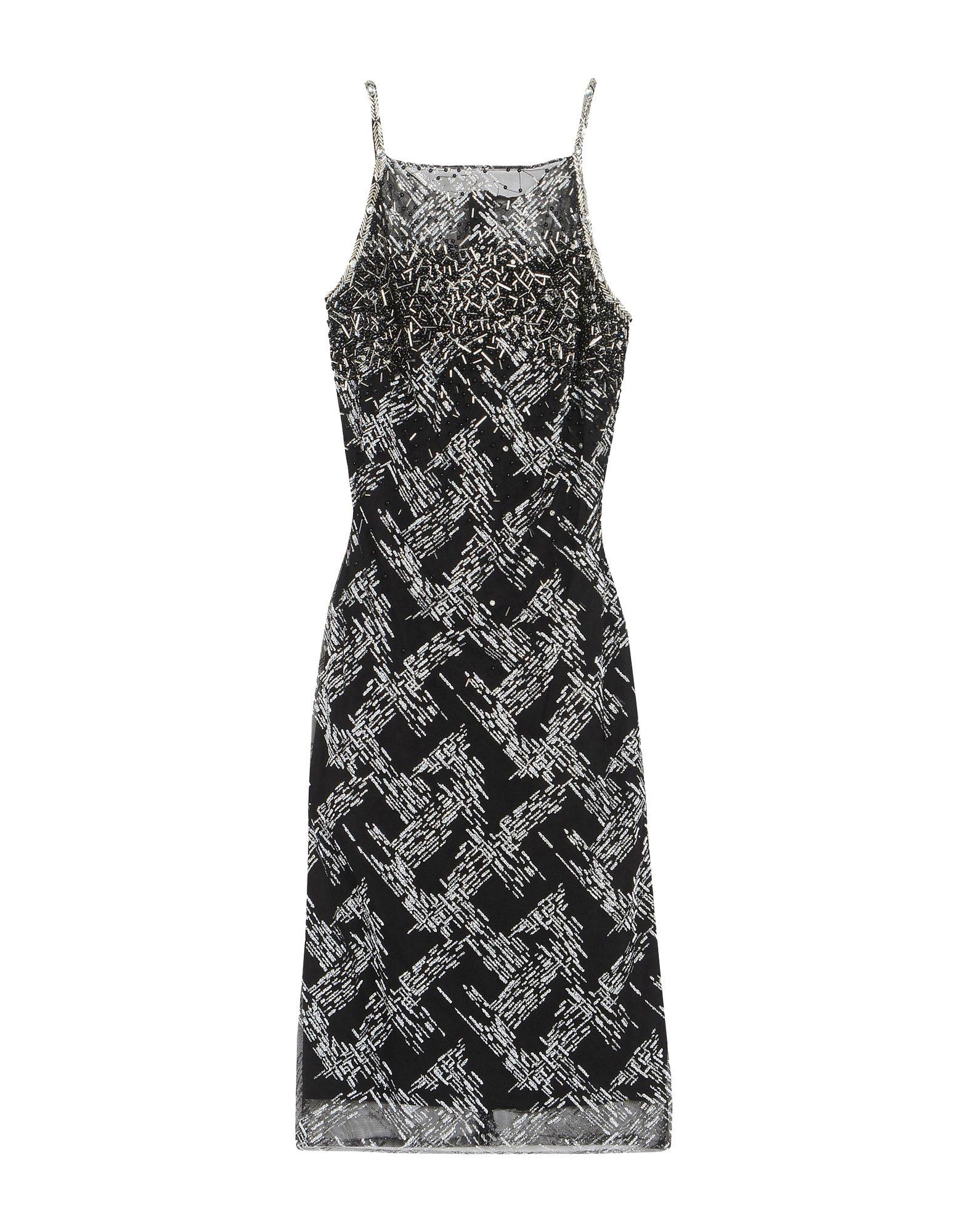 BADGLEY MISCHKA Платье до колена badgley mischka сумка badgley mischka 953185 black