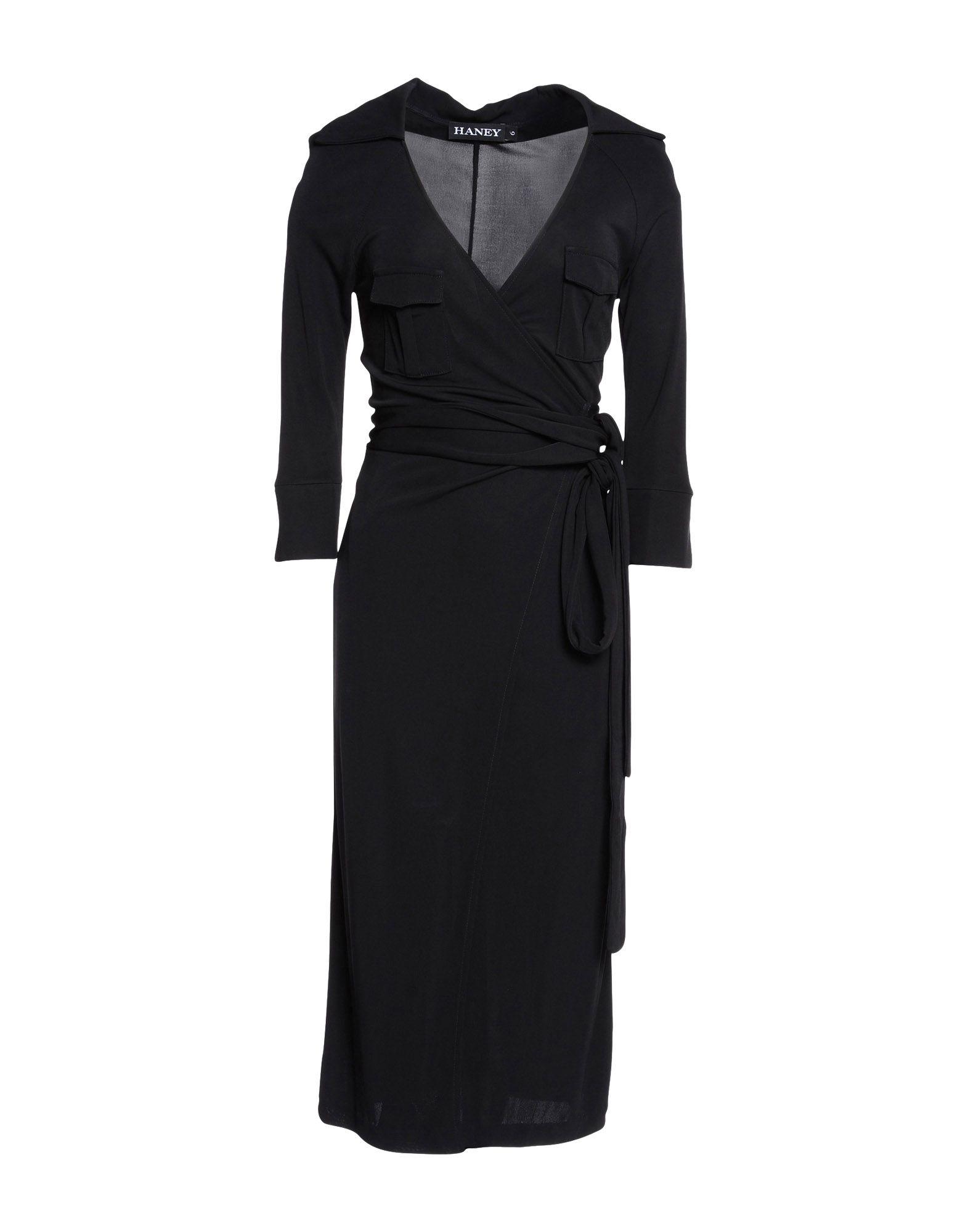 HANEY Платье длиной 3/4 lisa corti платье длиной 3 4