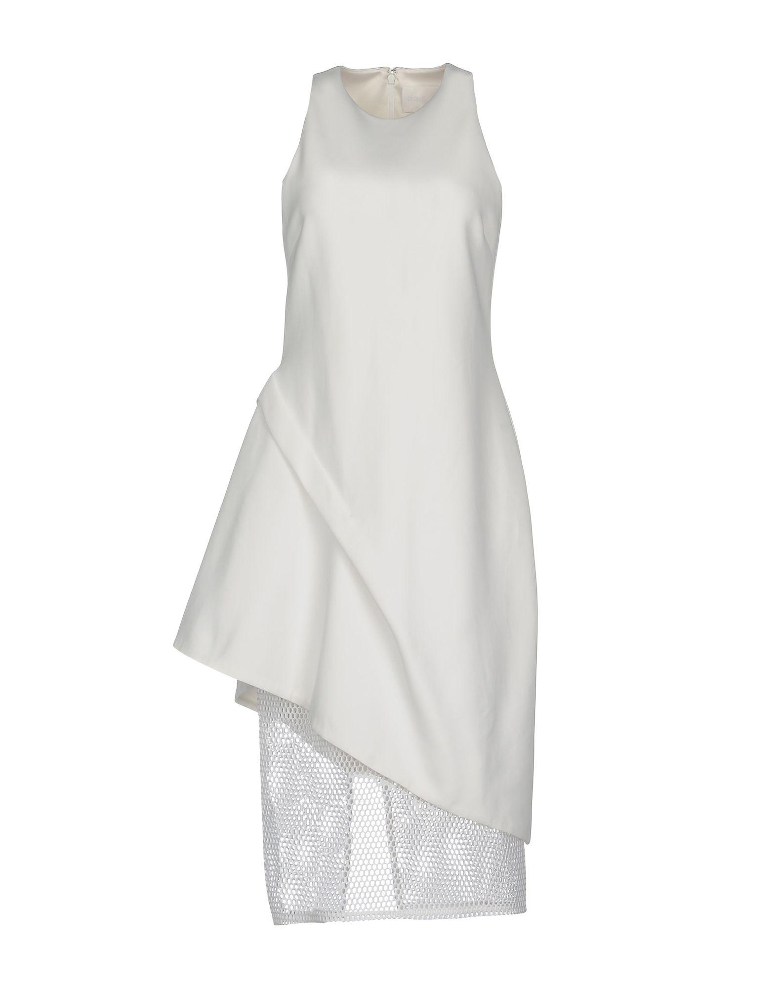 CUSHNIE ET OCHS Платье до колена cushnie et ochs платье длиной 3 4
