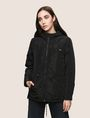 ARMANI EXCHANGE UTILITY PARKA JACKET Jacket Woman f