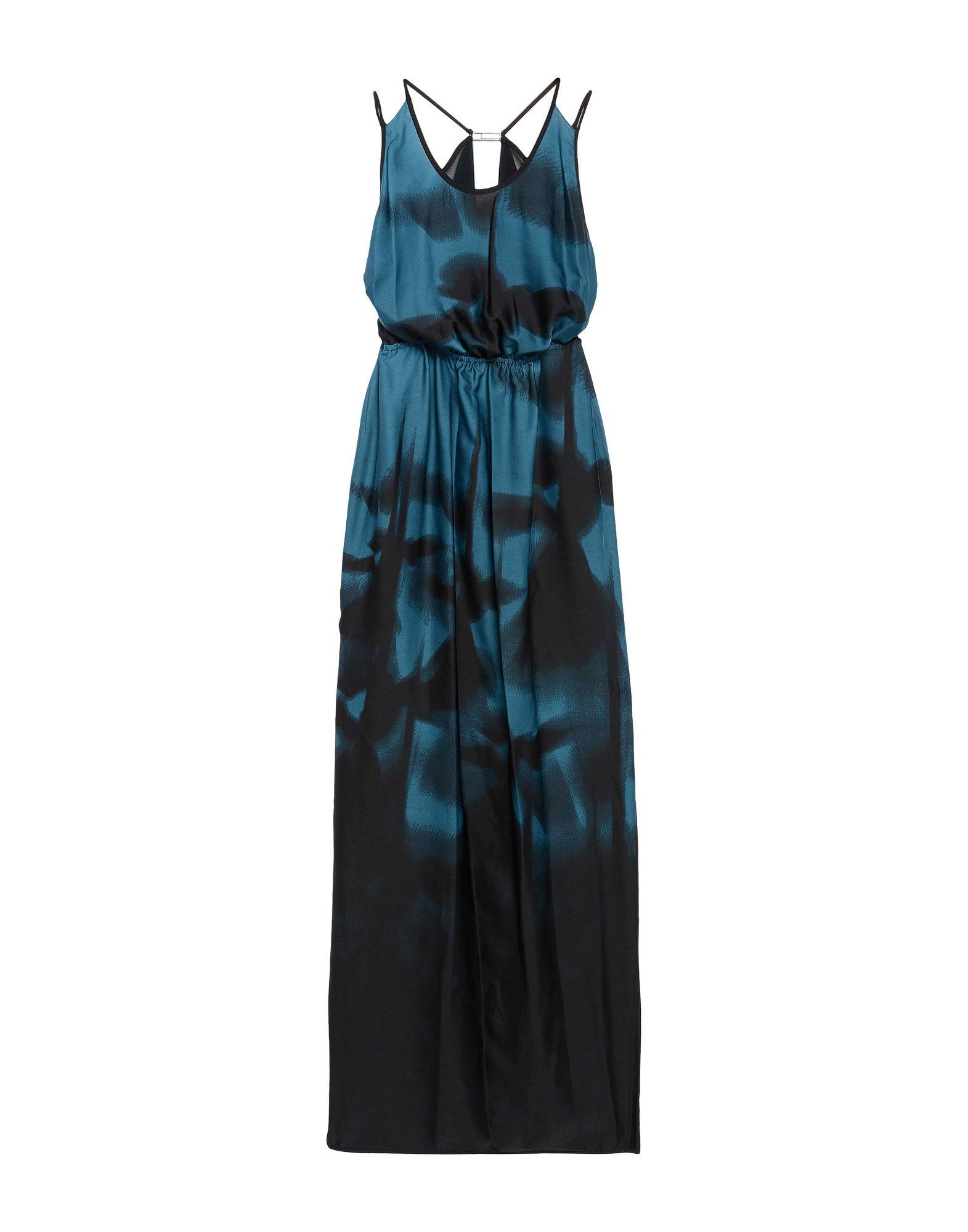 платье halston heritage платья и сарафаны мини короткие HALSTON HERITAGE Платье длиной 3/4