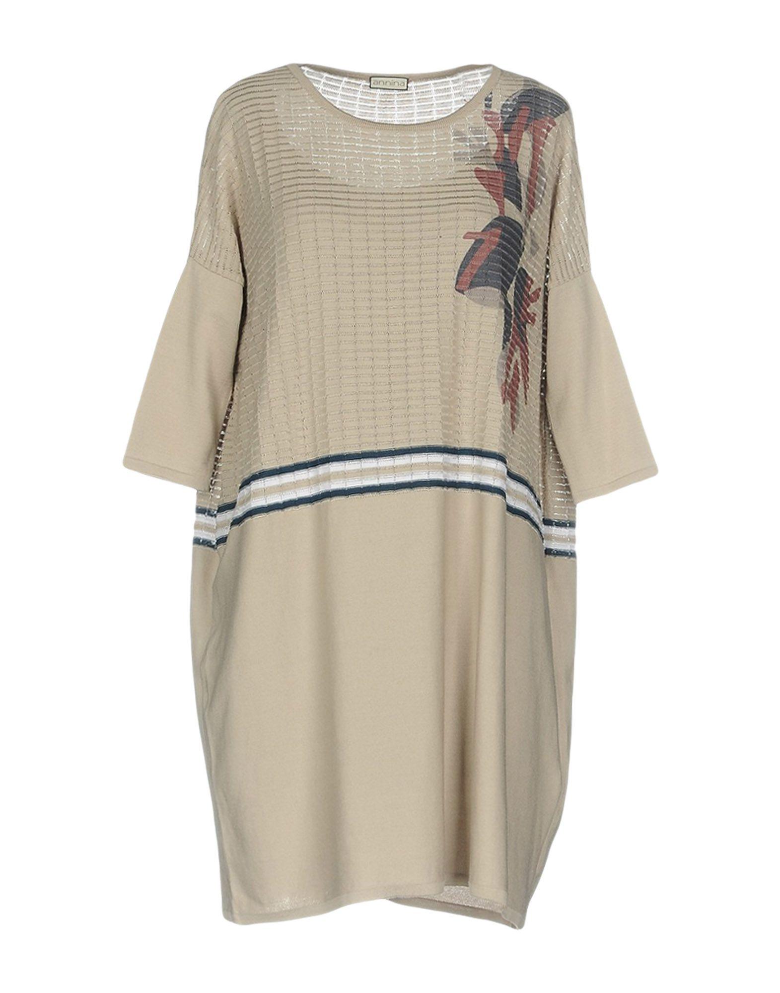 ANNINA Короткое платье