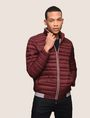 ARMANI EXCHANGE BICOLOR STAND COLLAR PUFFER PUFFER JACKET Man f