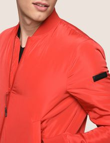 ARMANI EXCHANGE MINIMAL UTILITY BOMBER Jacket Man b