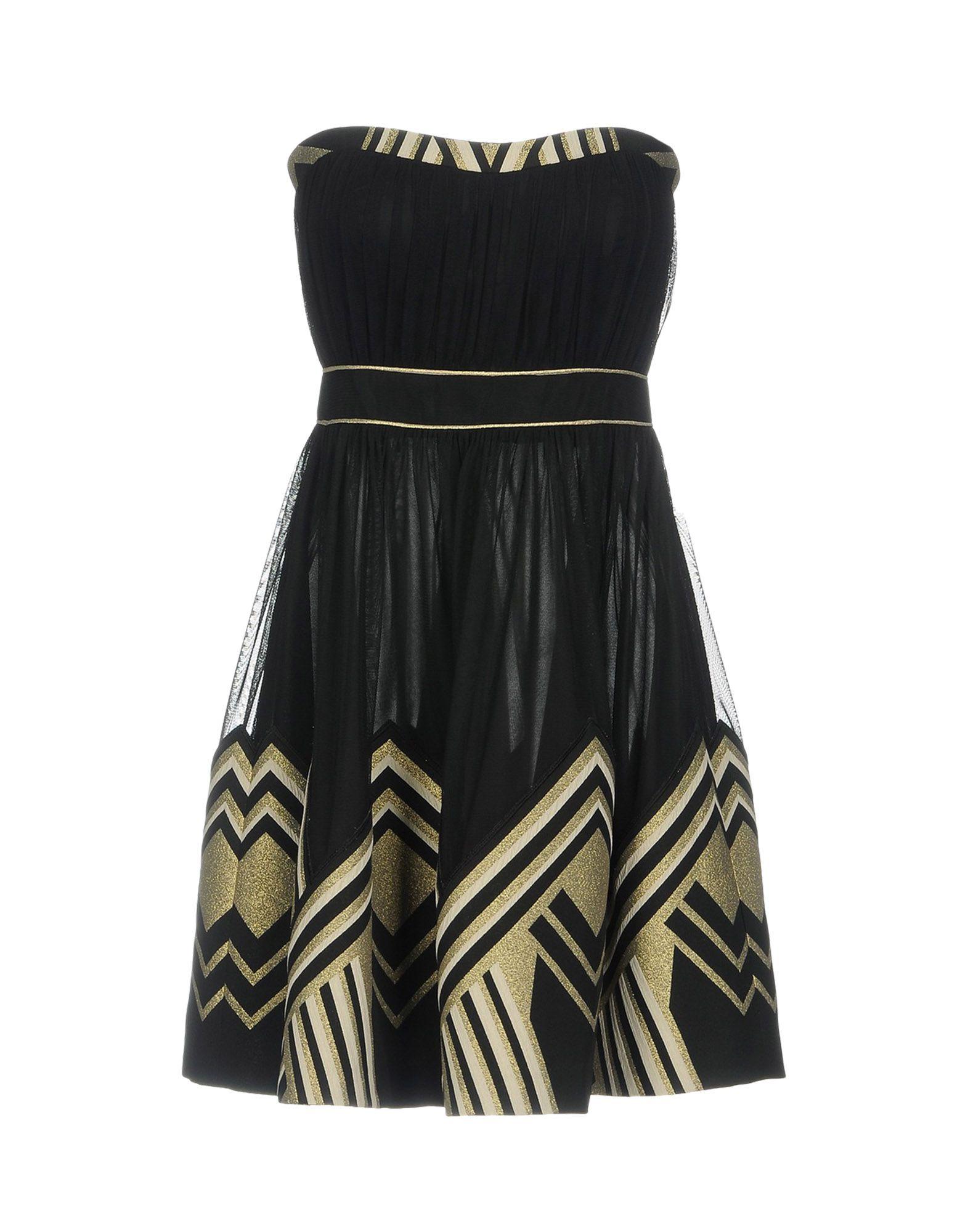 MAESTRI Короткое платье