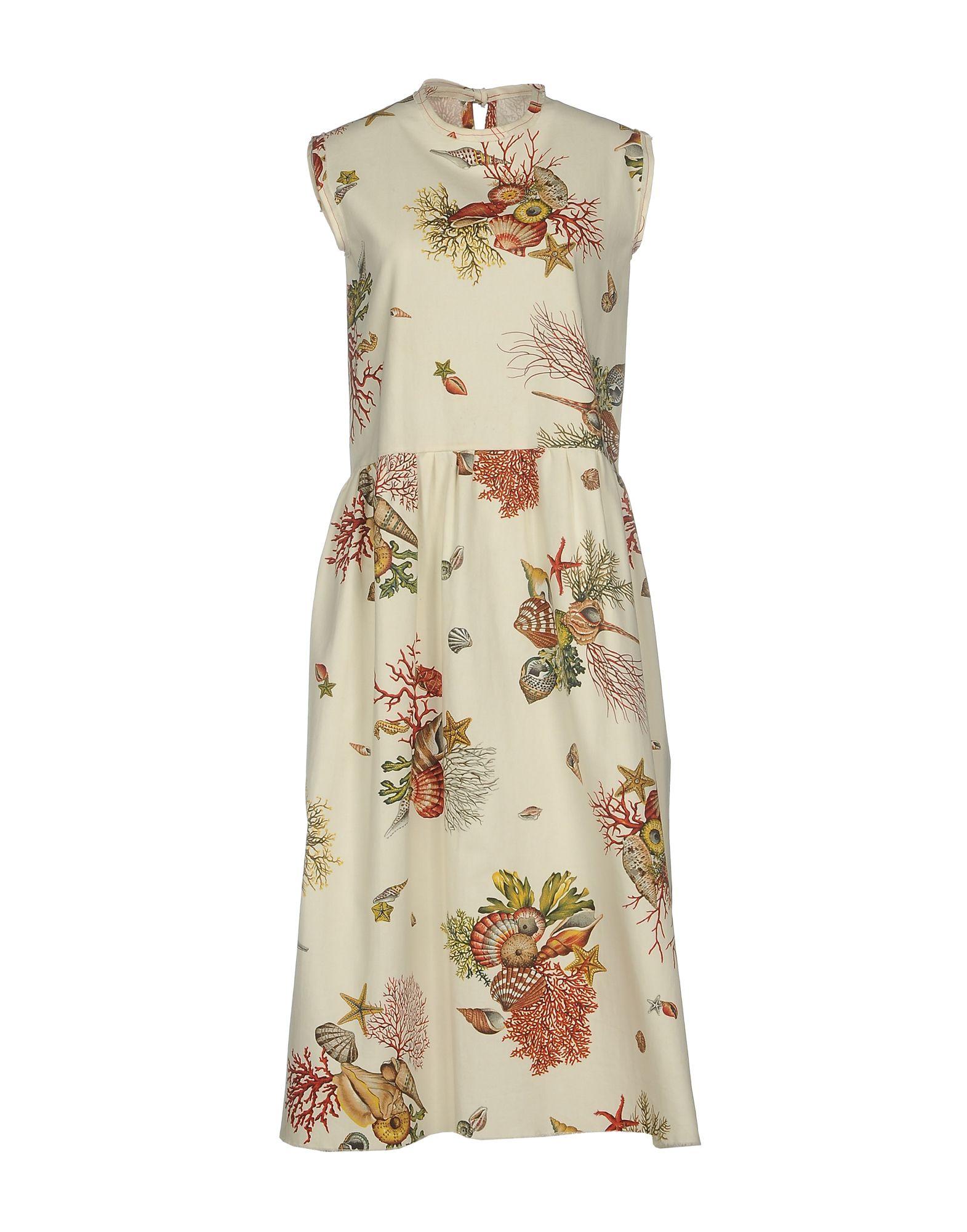 MTF MARIA TURRI Платье длиной 3/4 maria grachvogel платье длиной 3 4
