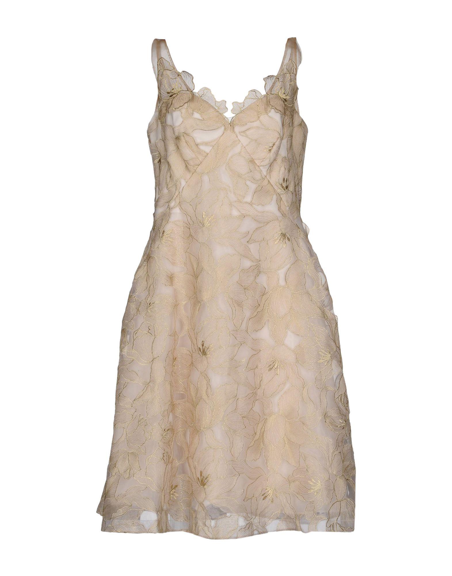 MARCHESA NOTTE | MARCHESA NOTTE Knee-length dresses | Goxip