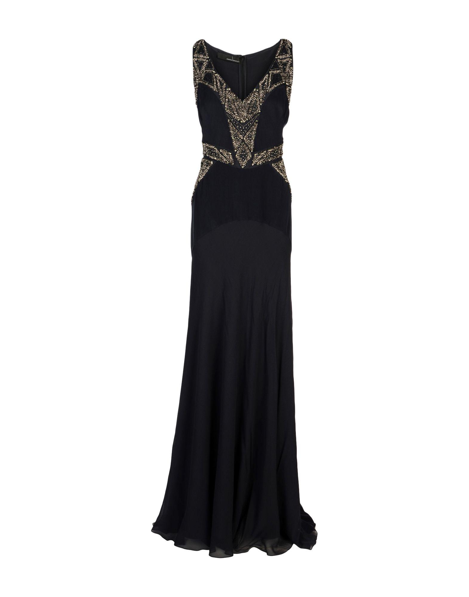 цены на AMANDA WAKELEY Длинное платье в интернет-магазинах