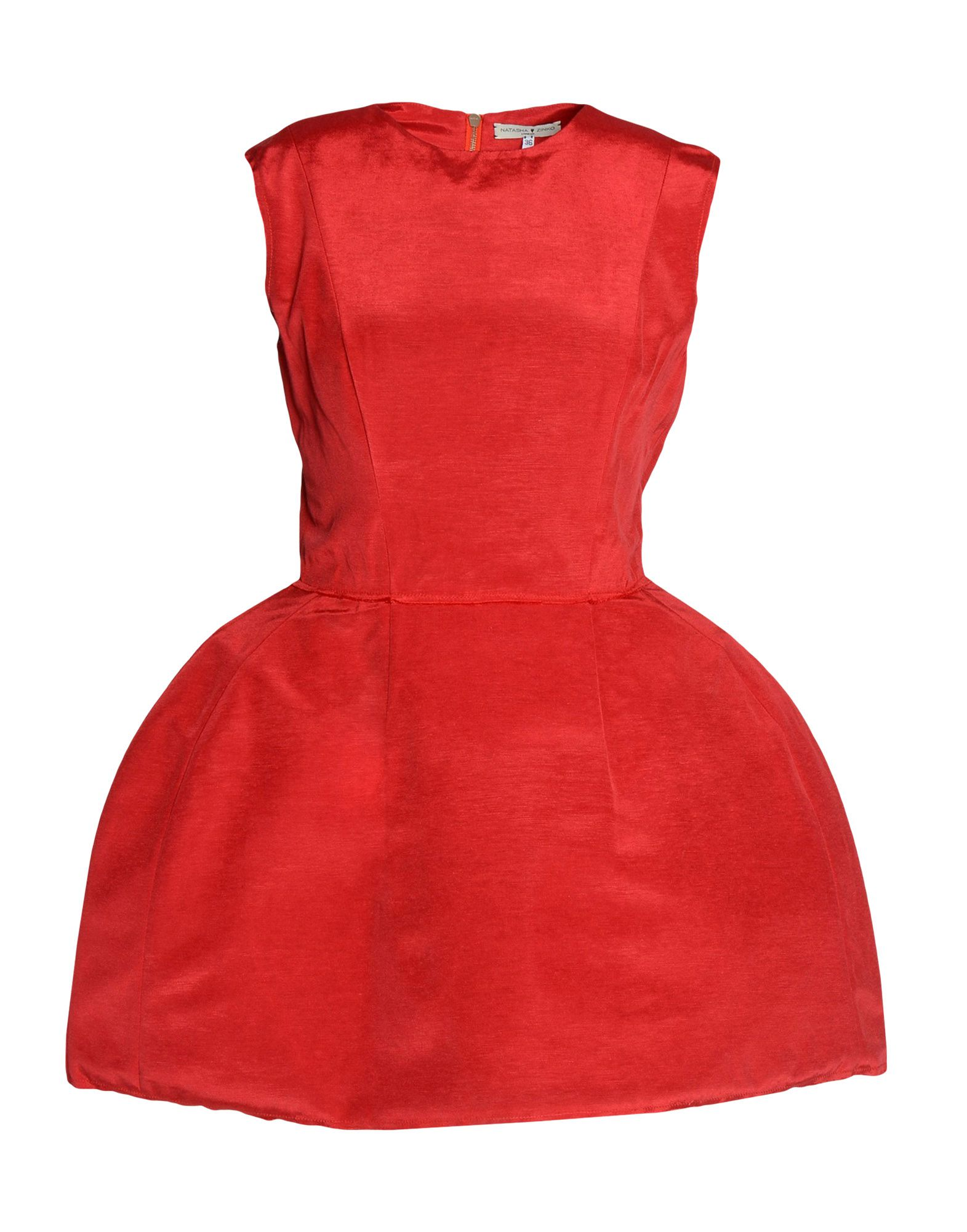 NATASHA ZINKO Короткое платье natasha zinko длинное платье