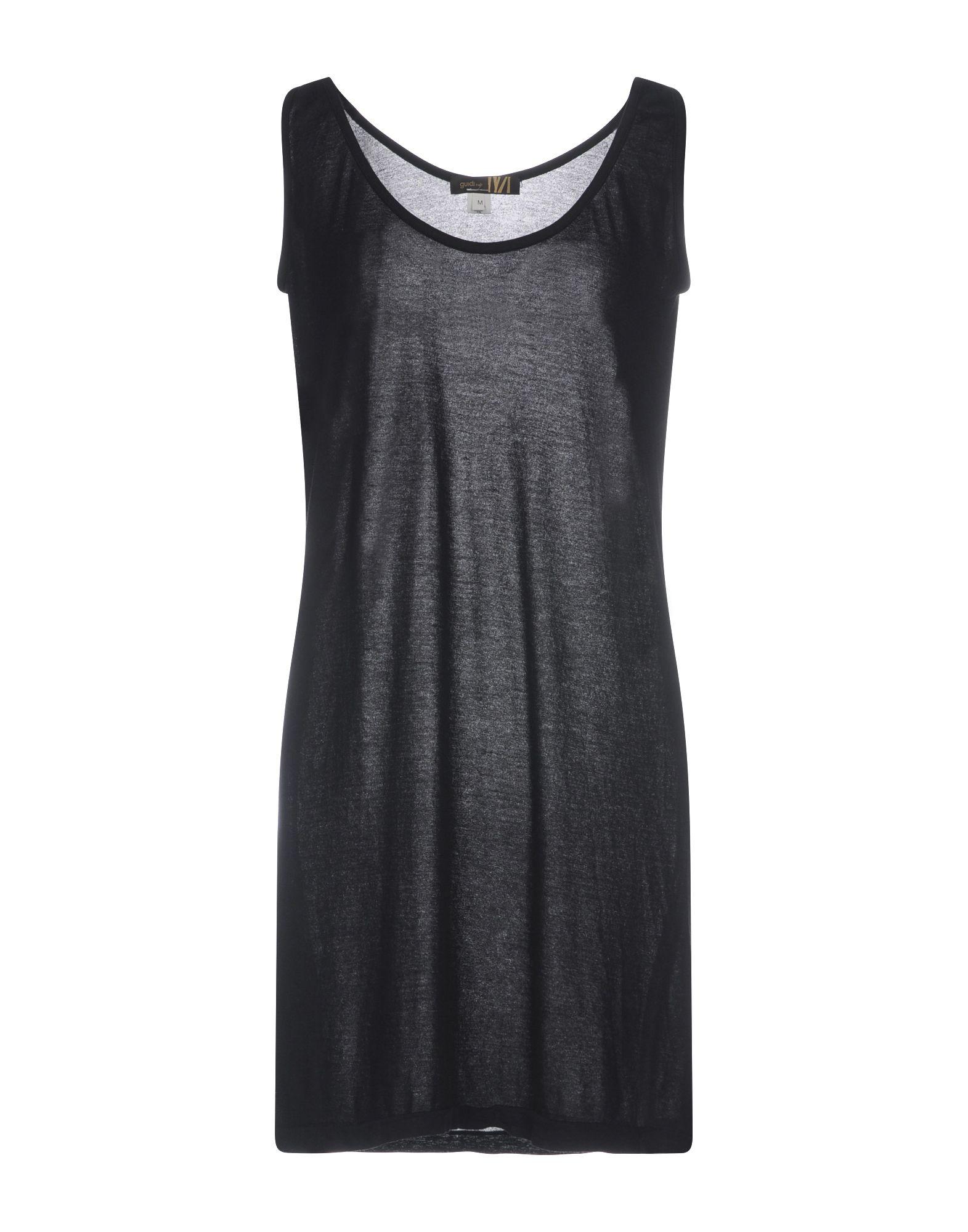 GUIDI CULT Короткое платье nadia guidi бикини