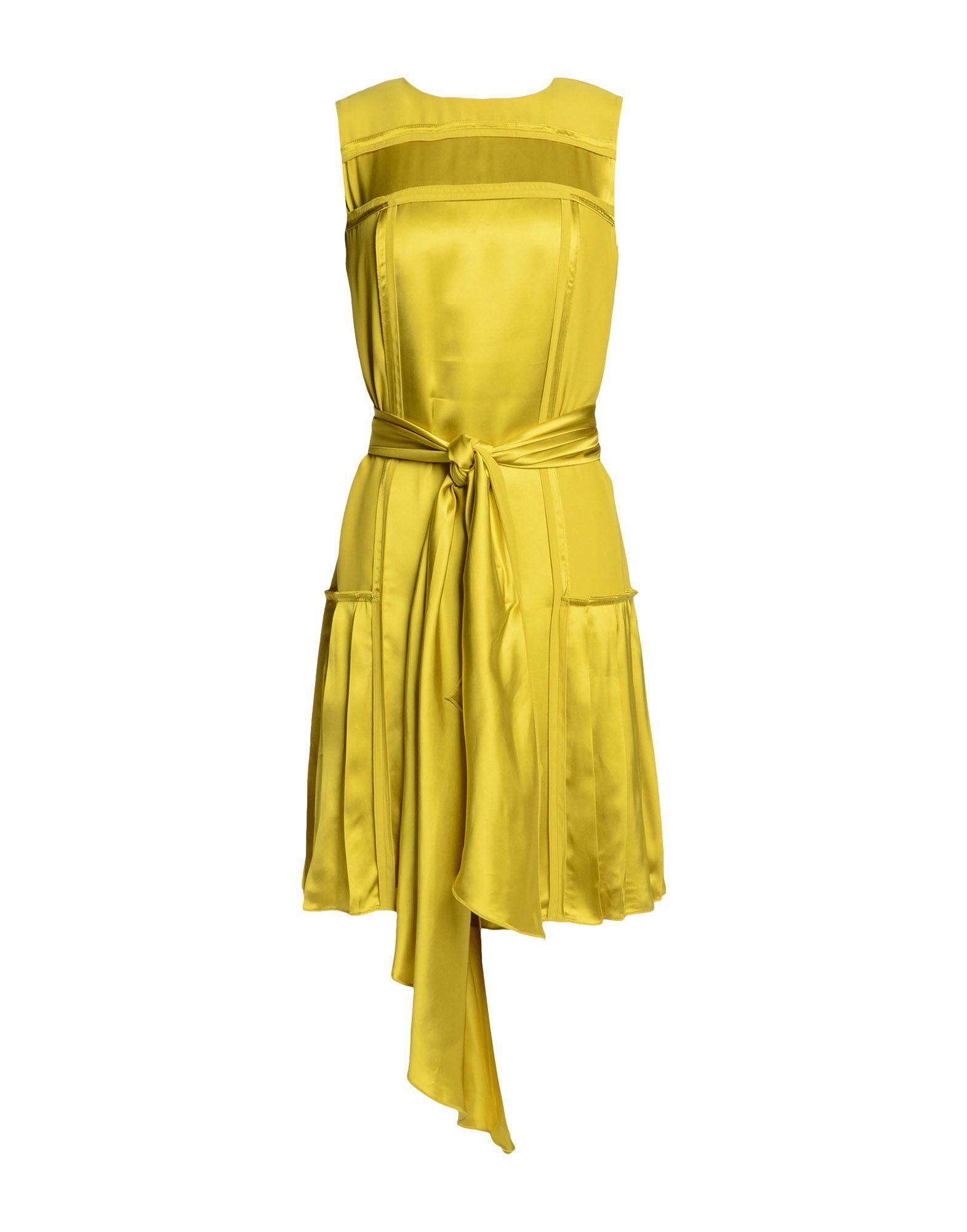 OSCAR DE LA RENTA Короткое платье l atelier de la mode by patricia forgeal короткое платье