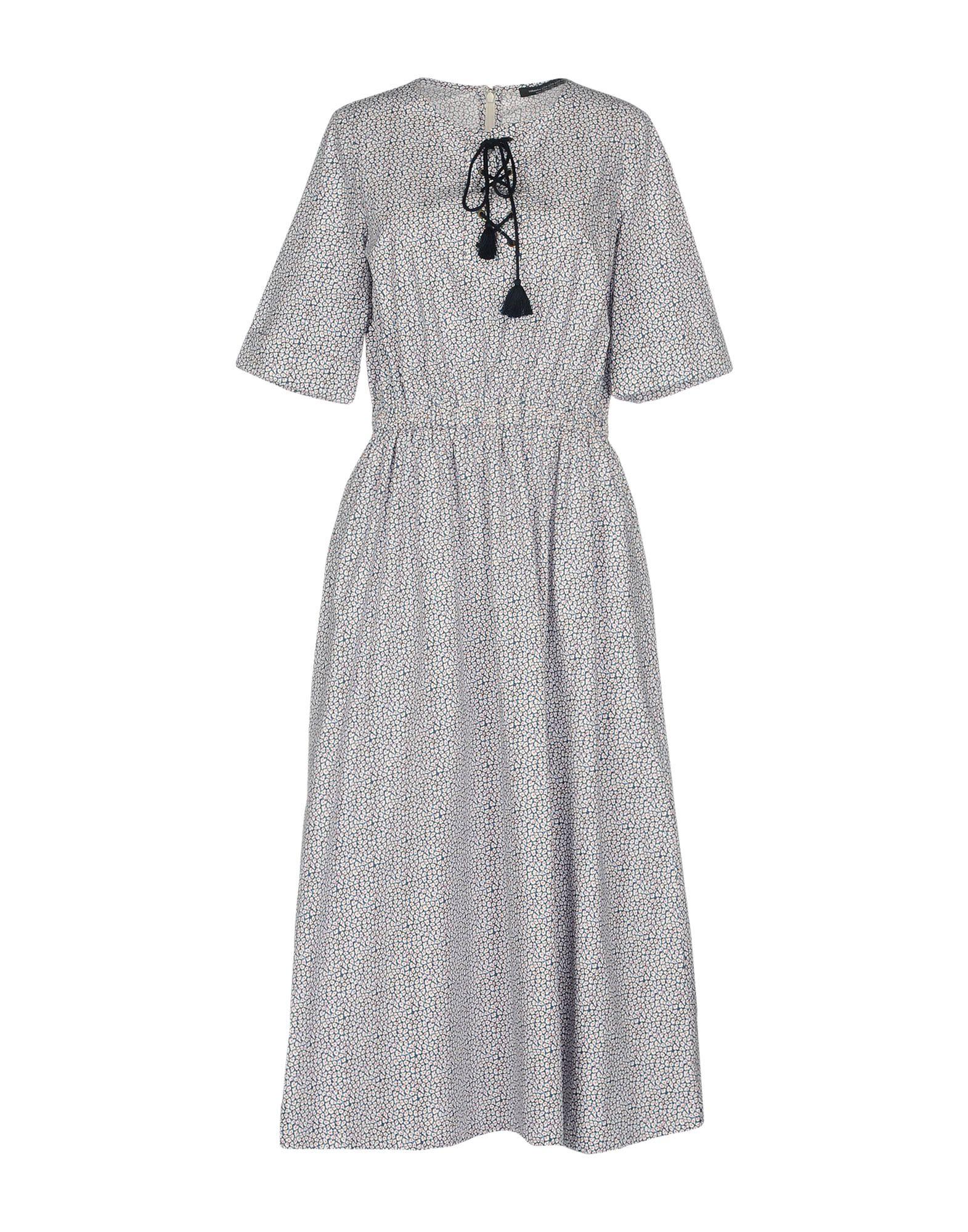 ROBERTO COLLINA Платье длиной 3/4 lisa corti платье длиной 3 4