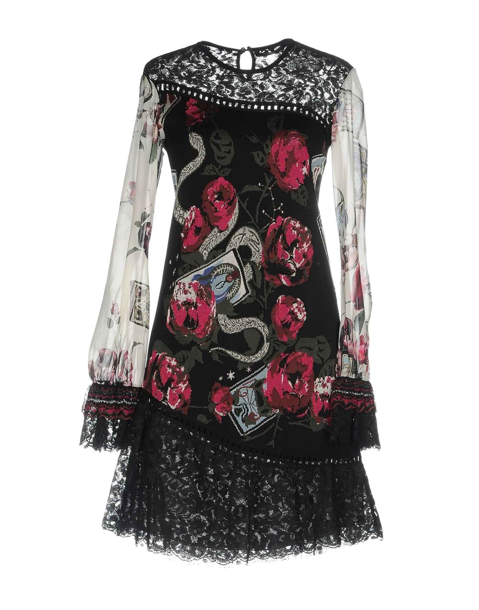 ROBERTO CAVALLI Короткое платье