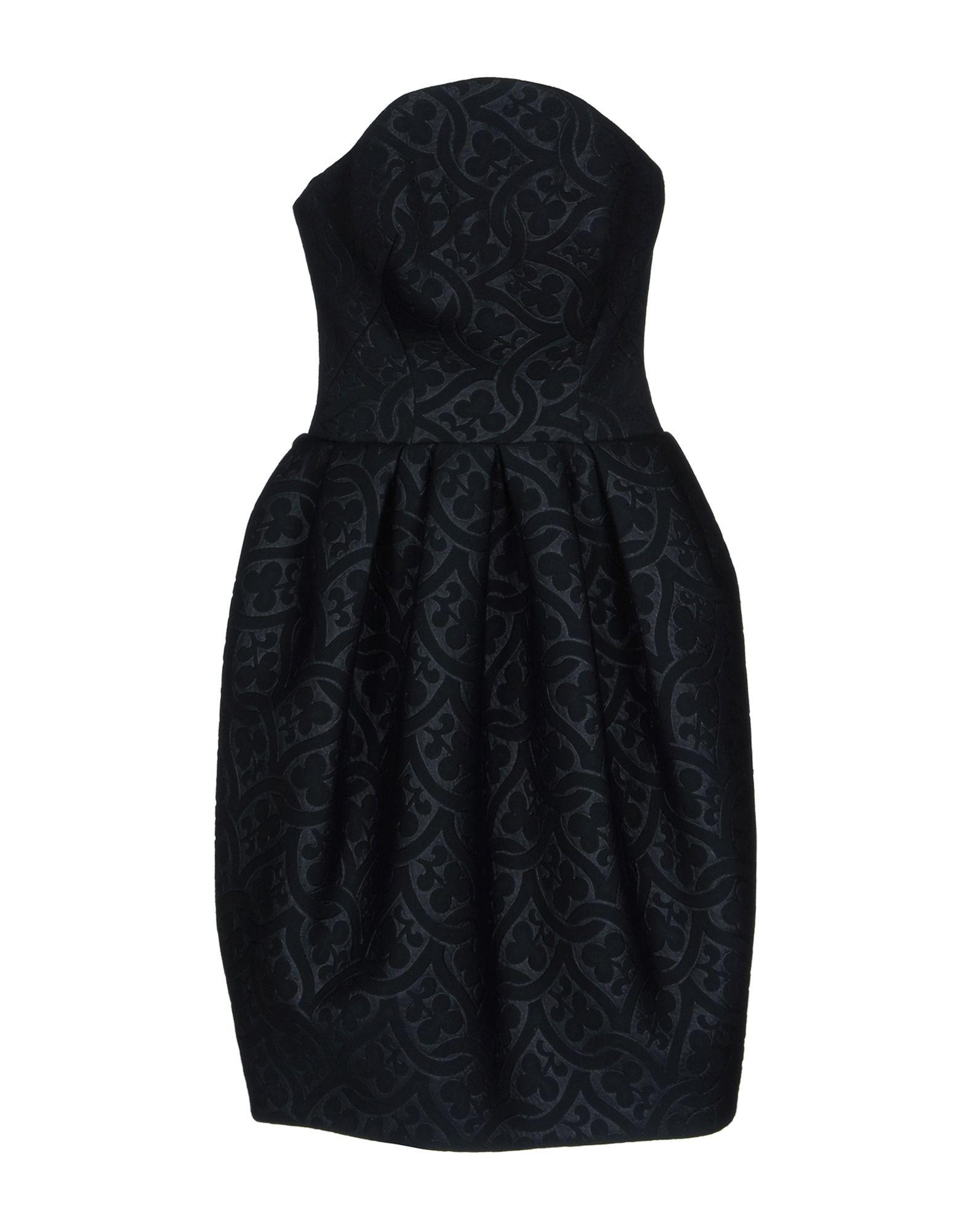 ZAC POSEN Платье до колена цены онлайн