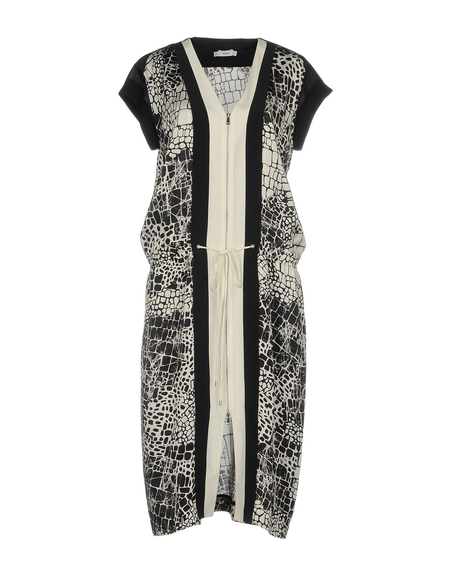VINCE. Платье длиной 3/4 недорго, оригинальная цена
