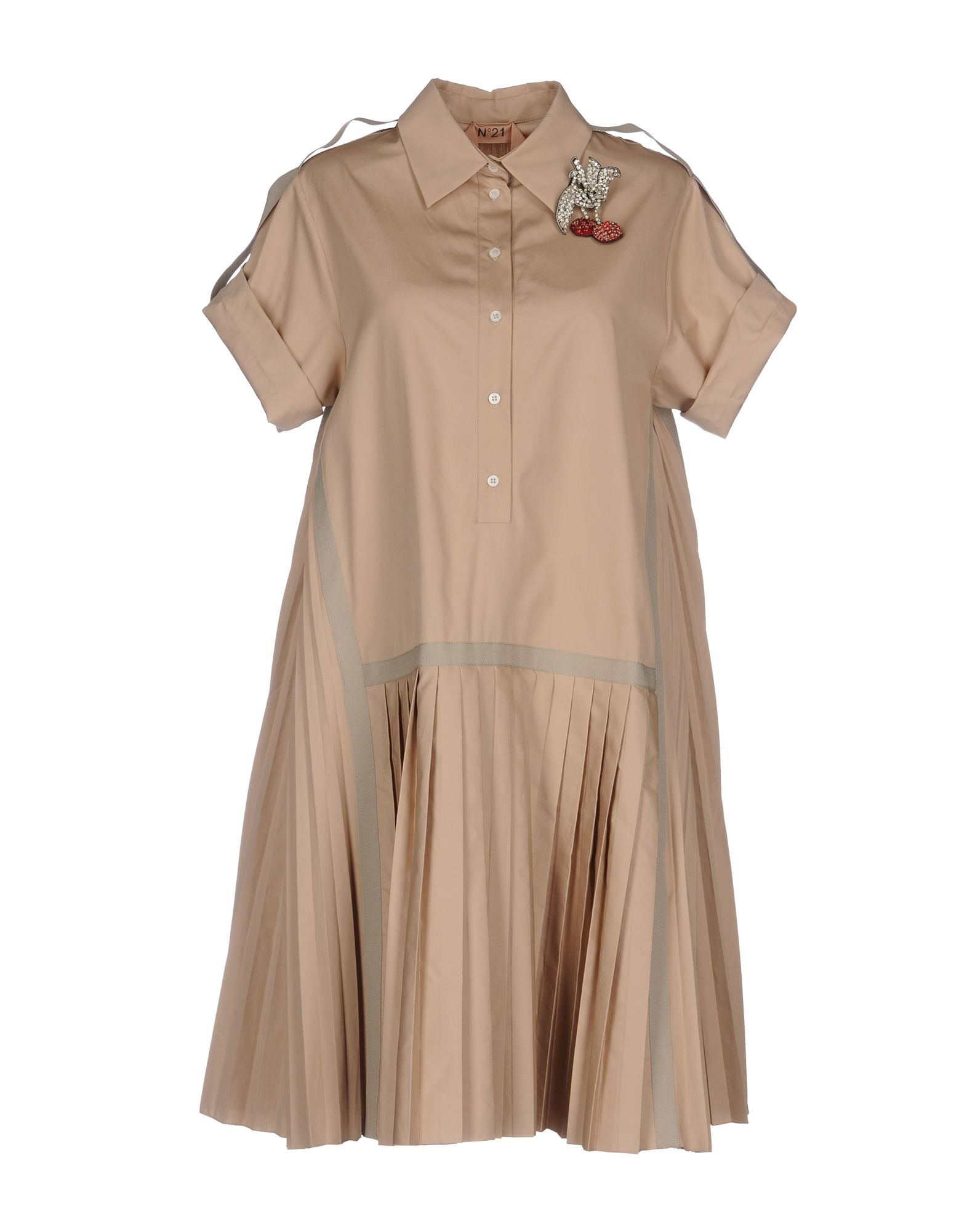 N° 21 Короткое платье lost n soul короткое платье