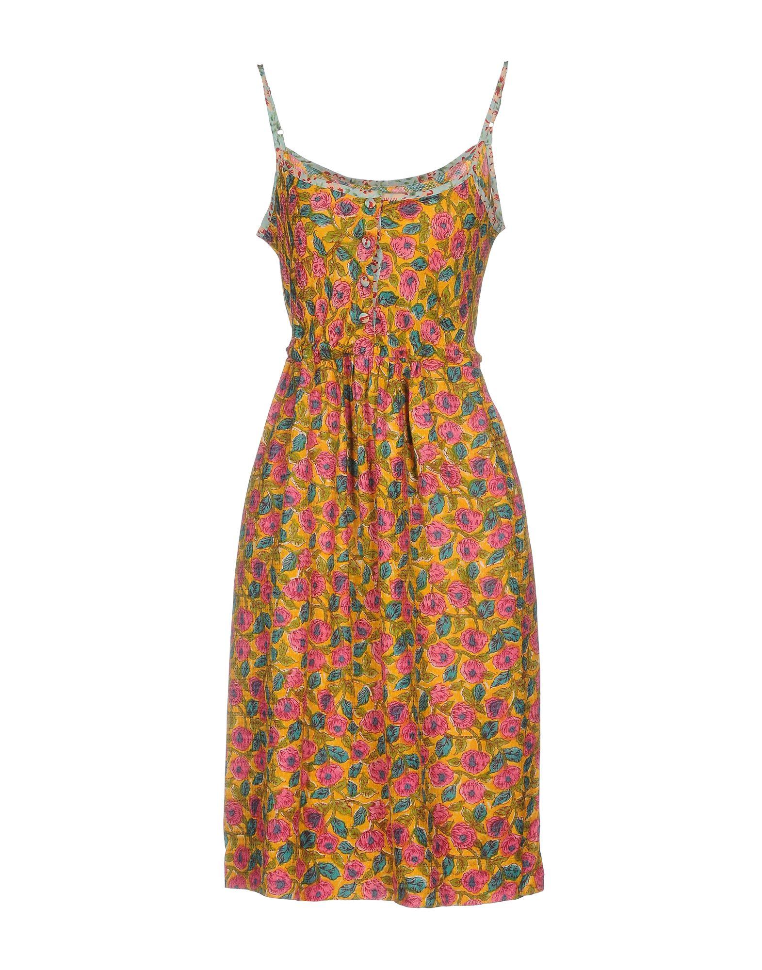OPALINE Платье до колена paolo casalini платье до колена