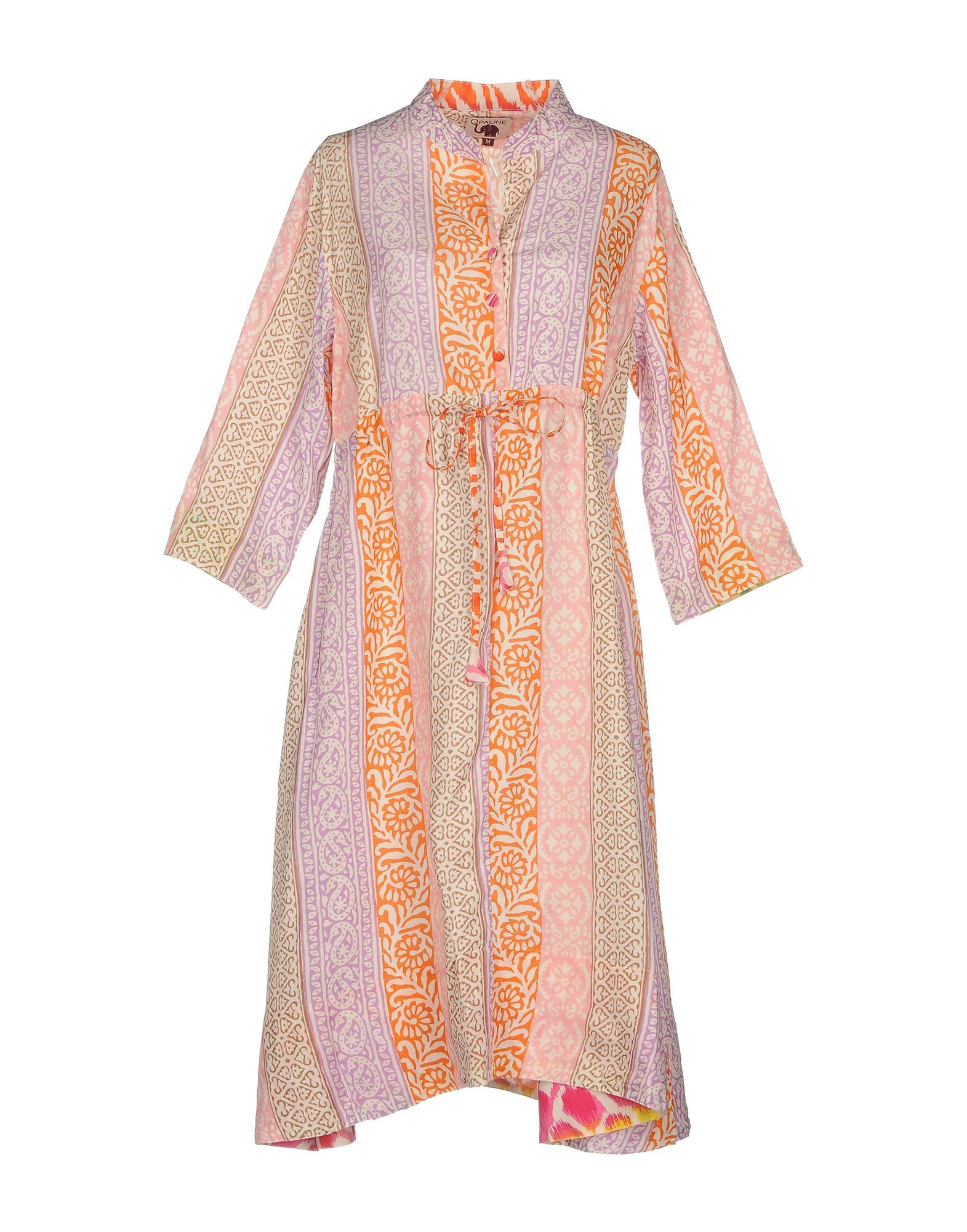 OPALINE Платье до колена sly010 платье до колена