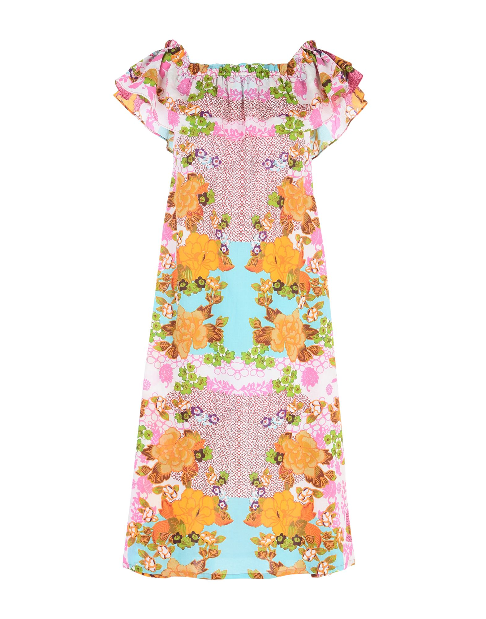 OPALINE Платье длиной 3/4 lisa corti платье длиной 3 4