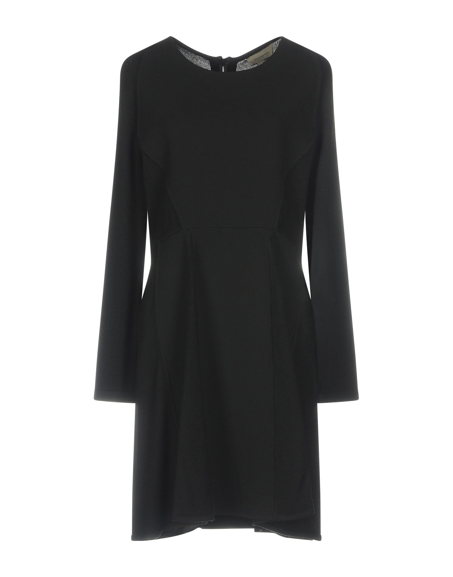 TONY COHEN Short Dress in Black