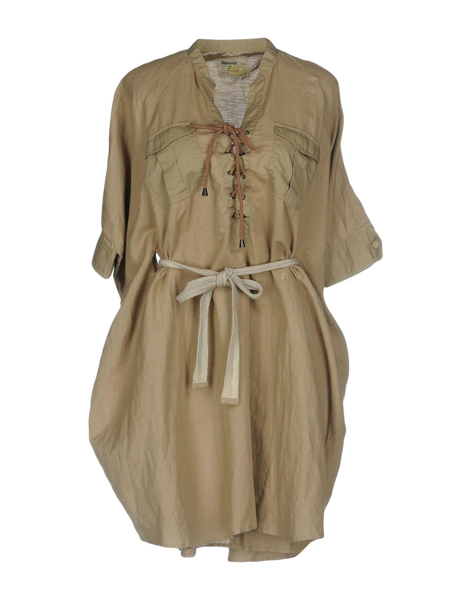 BLAUER Короткое платье цена 2017