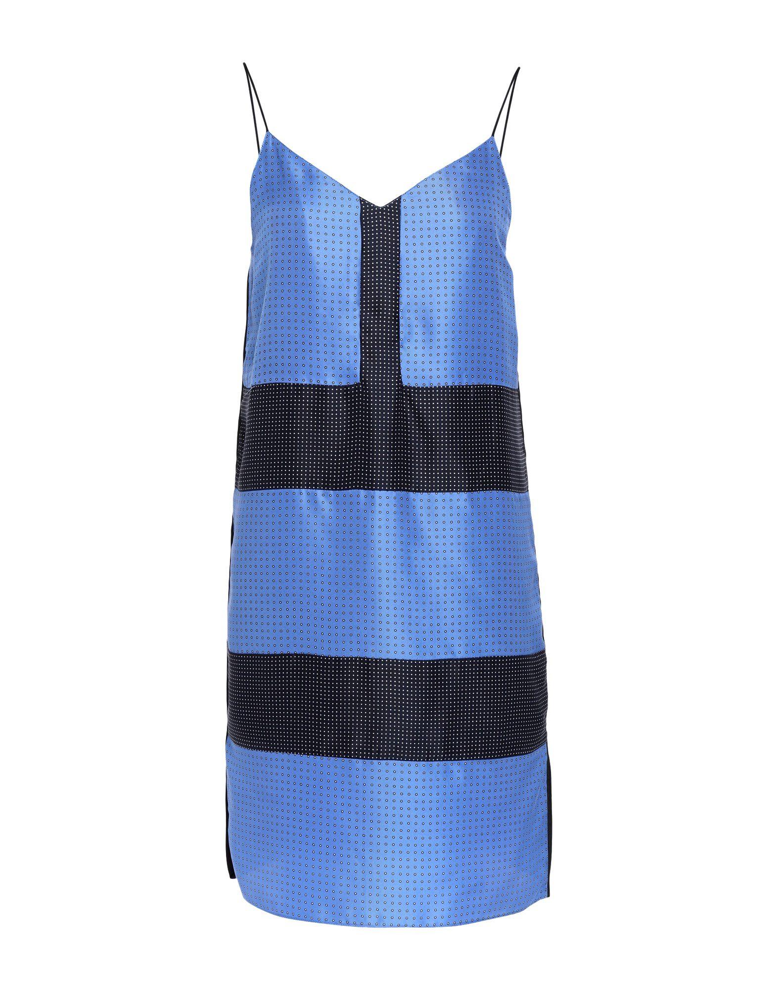 цена RAG & BONE Короткое платье онлайн в 2017 году