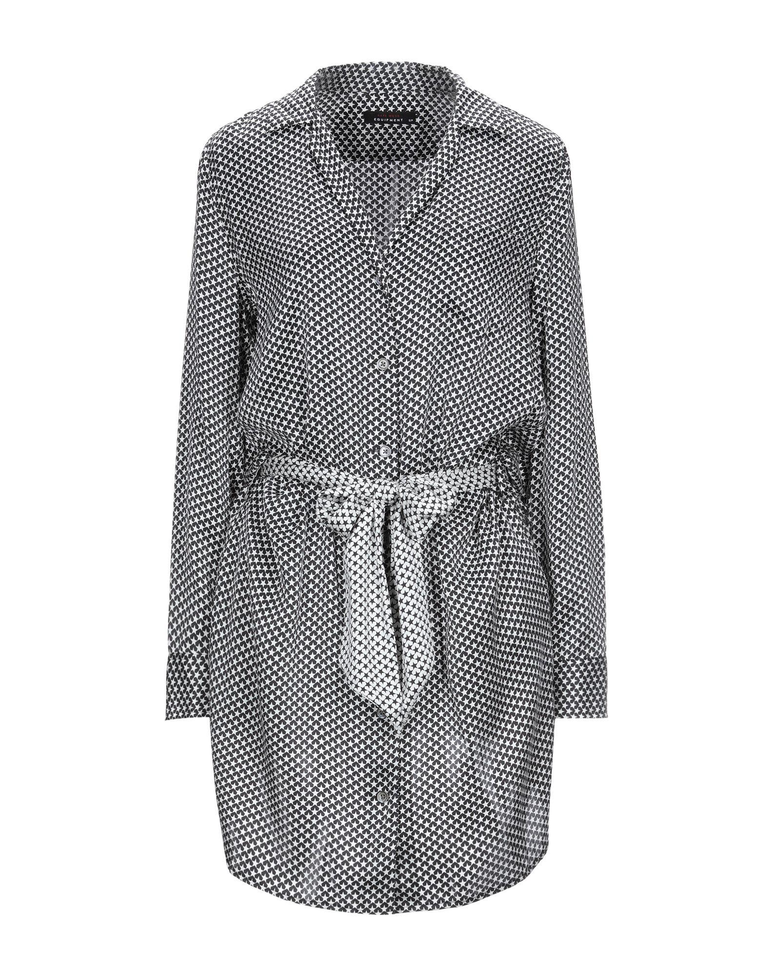 KATE MOSS EQUIPMENT Короткое платье