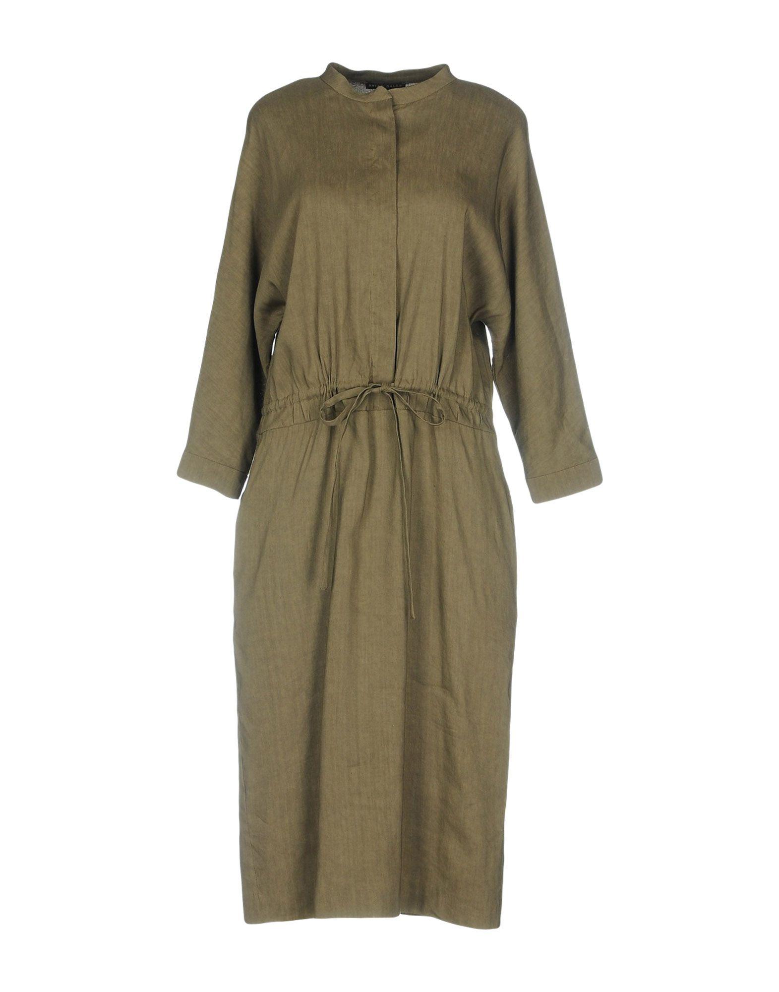 BRIAN DALES Платье длиной 3/4 lisa corti платье длиной 3 4