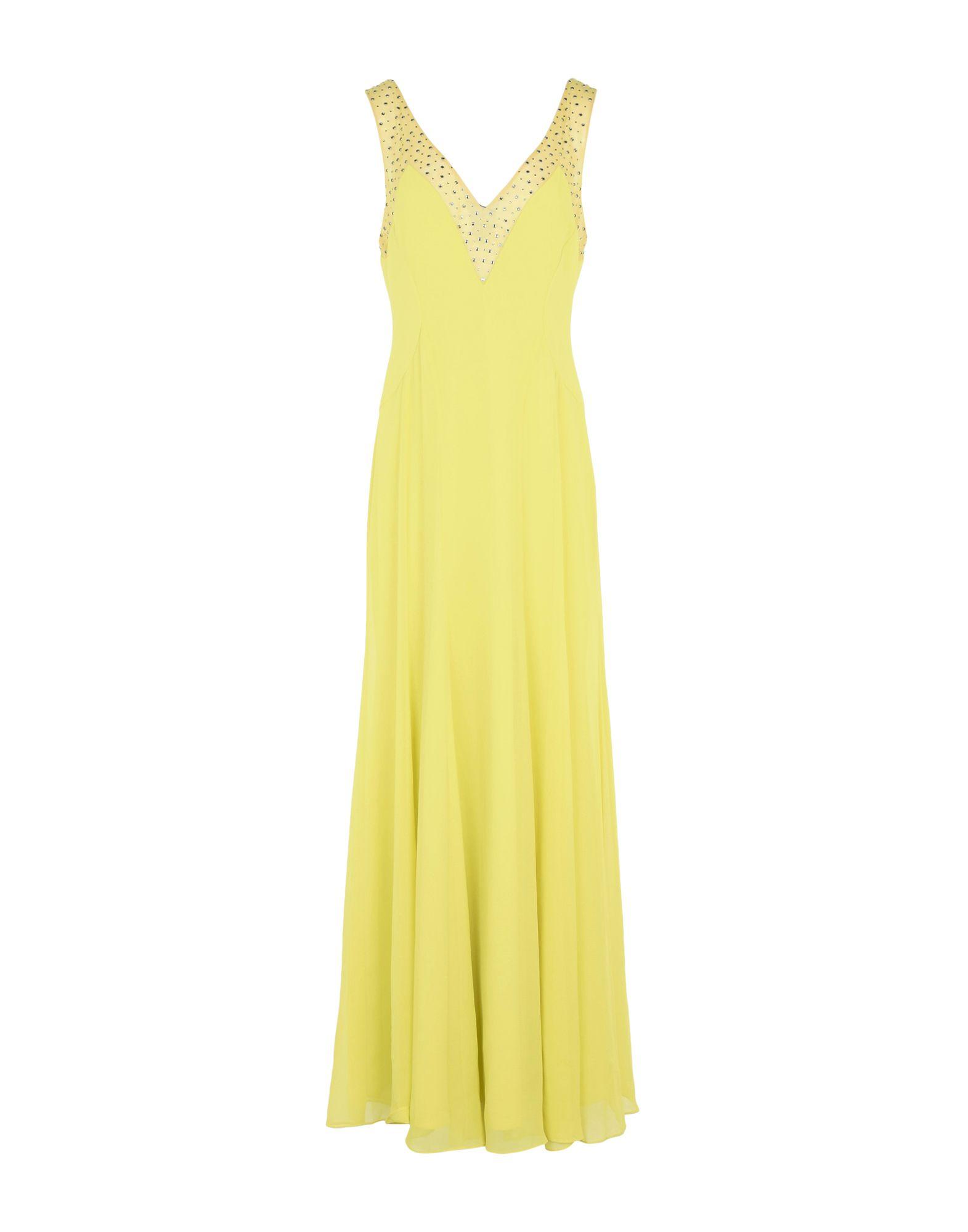 BCBGMAXAZRIA Длинное платье