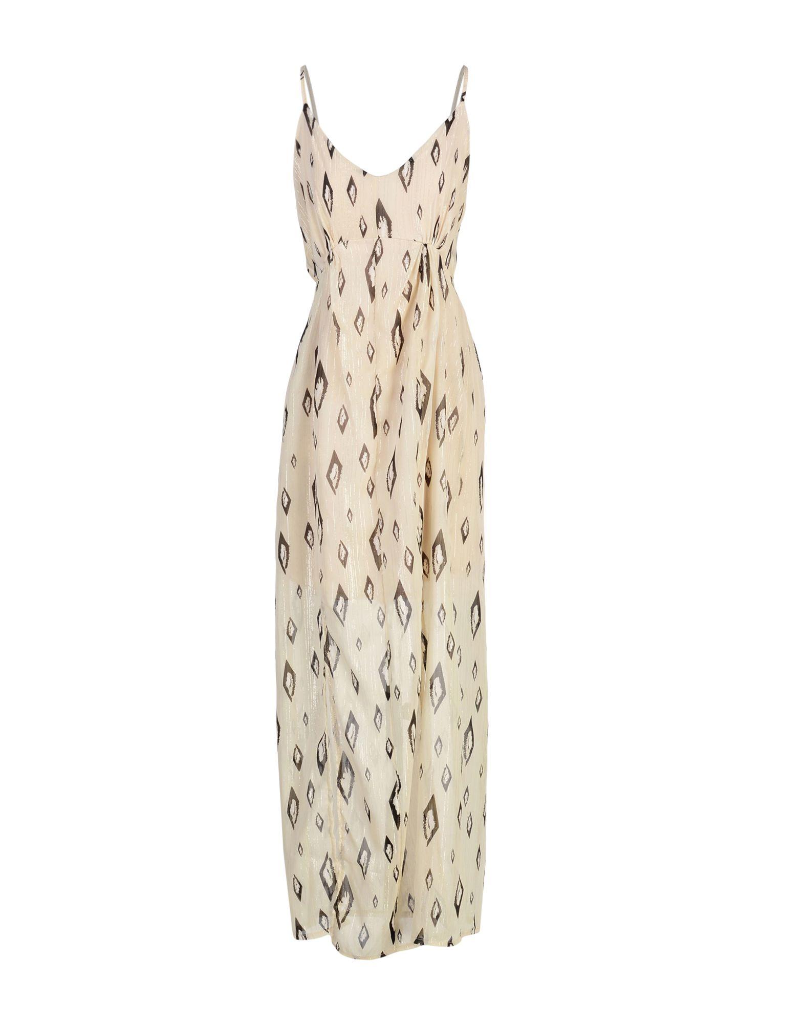 GOA GOA Длинное платье платье goa goa go028ewbmqt8