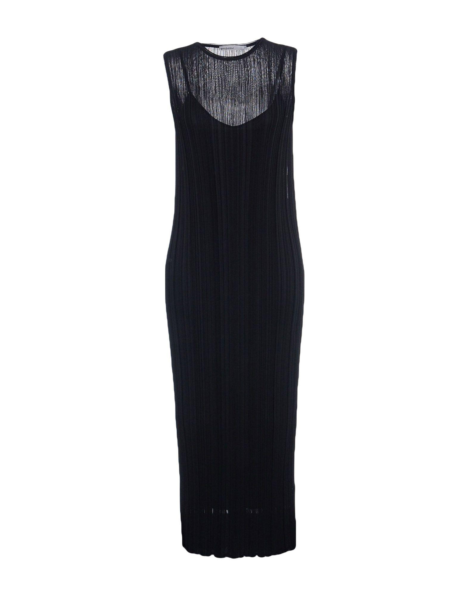GENTRYPORTOFINO Платье длиной 3/4 lisa corti платье длиной 3 4